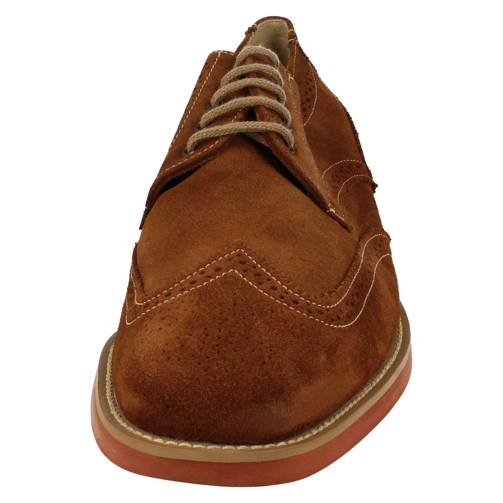 Anatomic Smart Men/'s Brogue Detailed Shoes Tucano