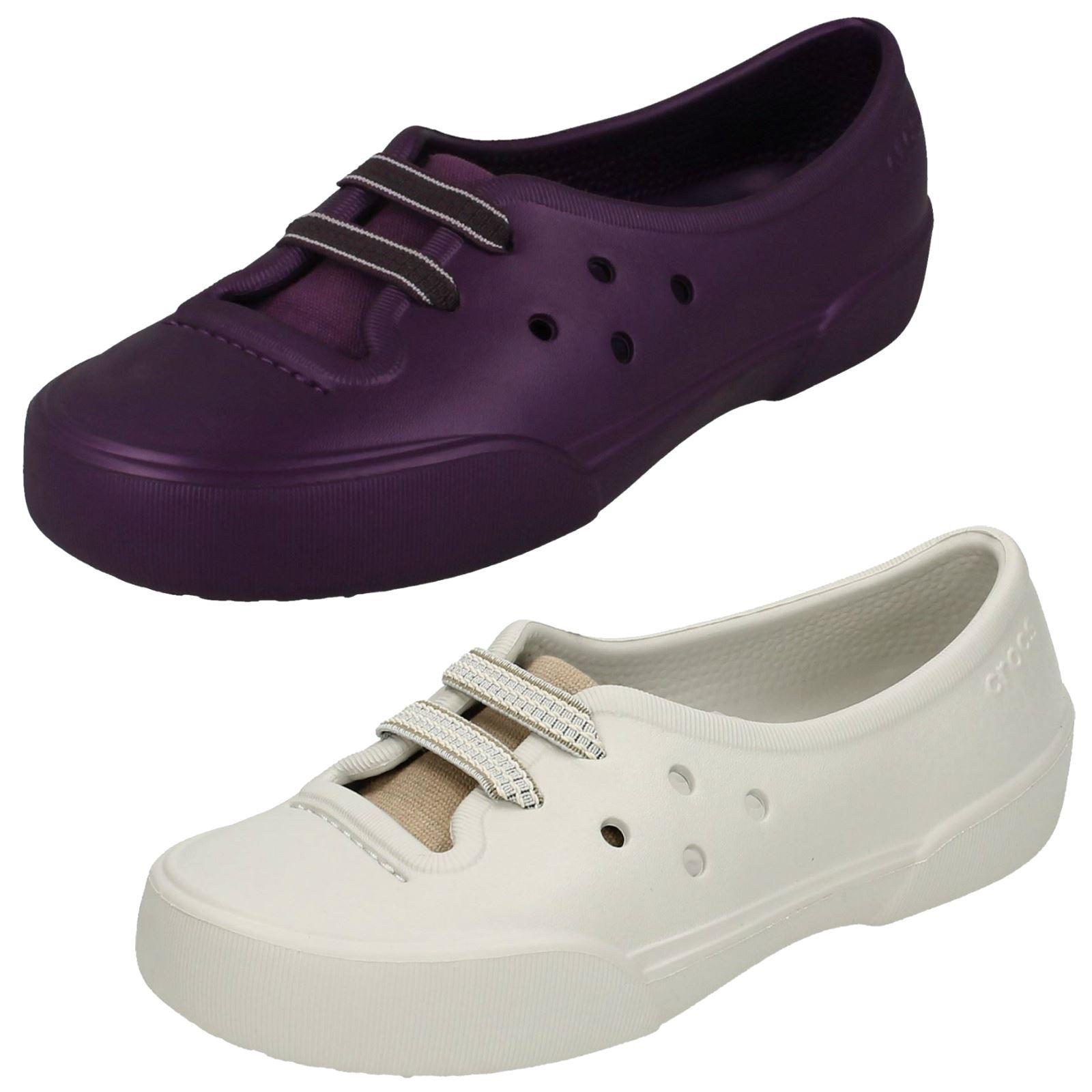 Nahanijunior Crocs Girls Slip On Flats