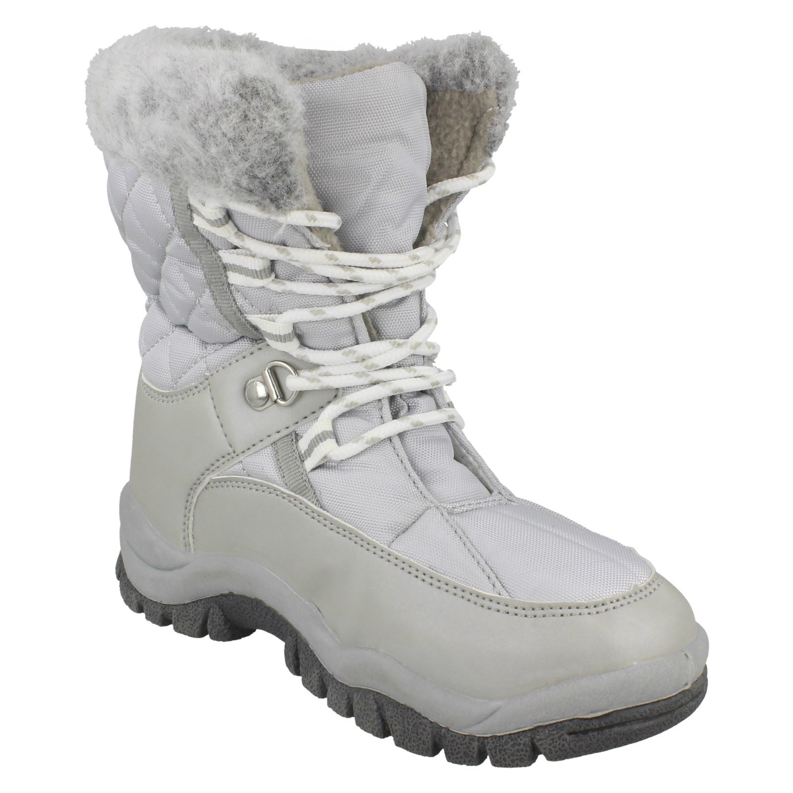 Girls Sopt On Snow Boots Fashion Snow Boot