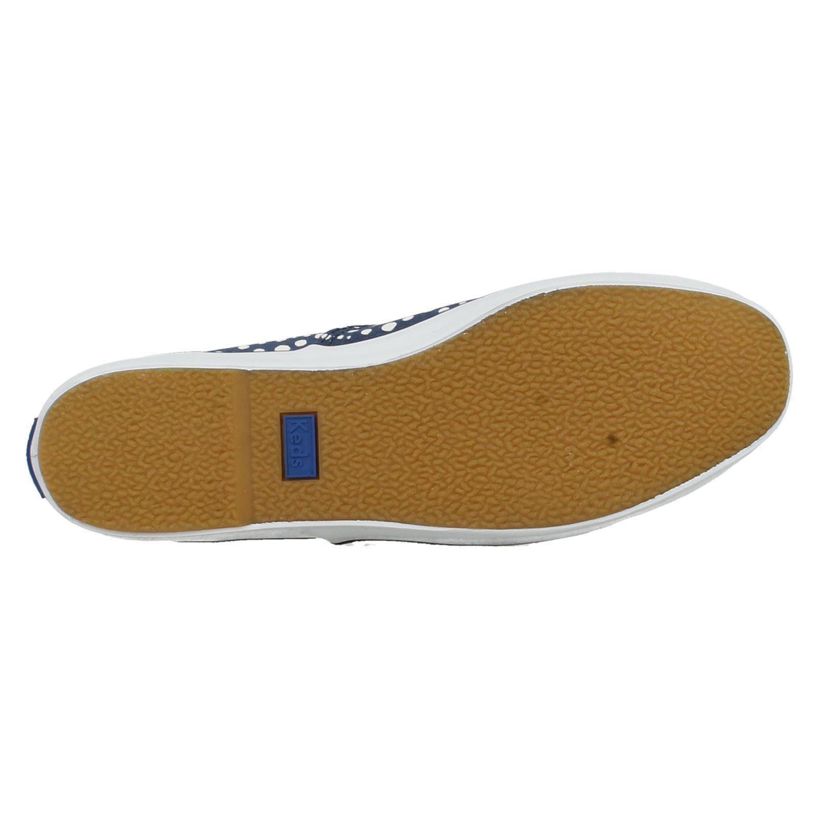 Ladies Keds Canvas Shoes *CH Bubble Dot*