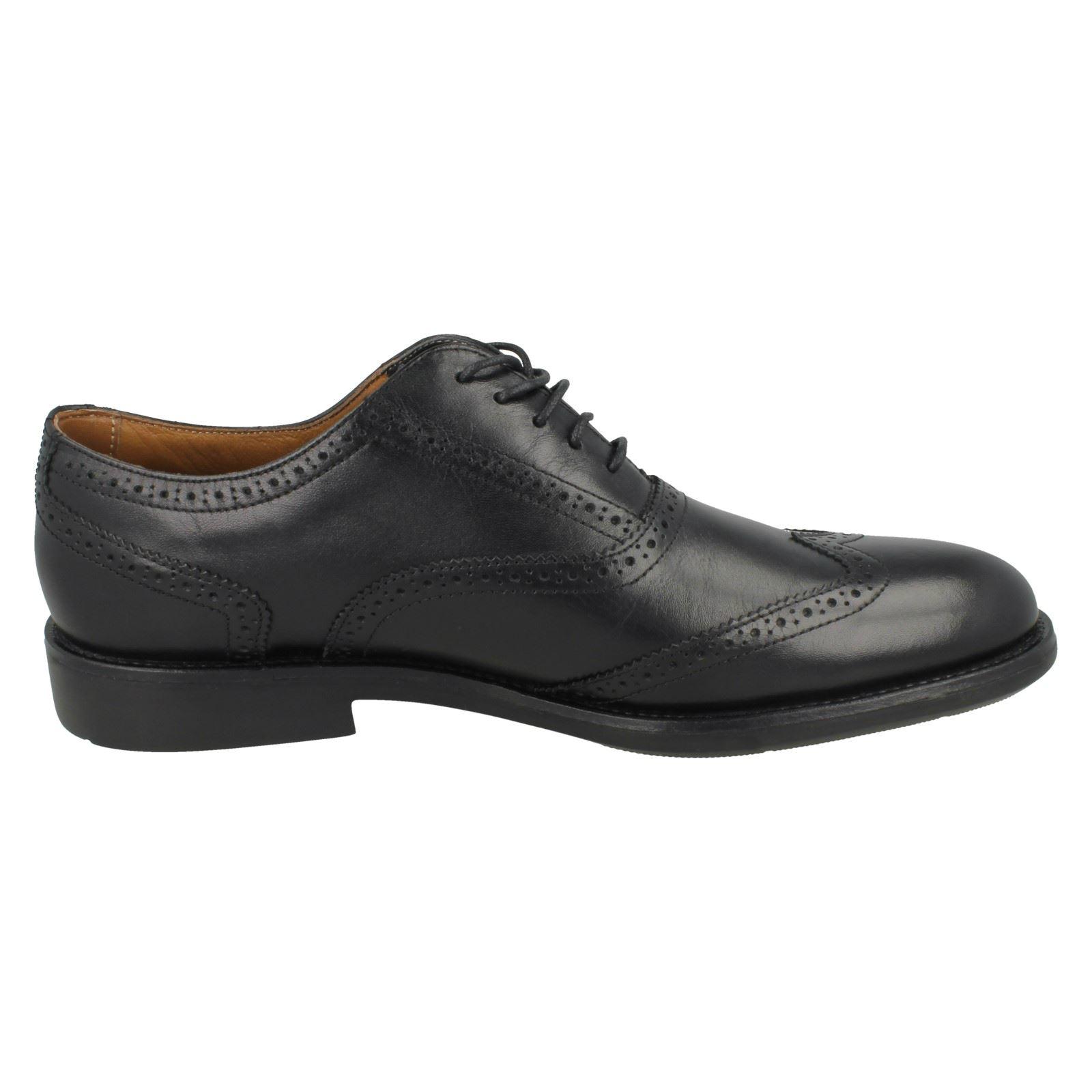 """Homme Clarks Lacets Richelieu à chaussures /'Dresslite City/"""""""