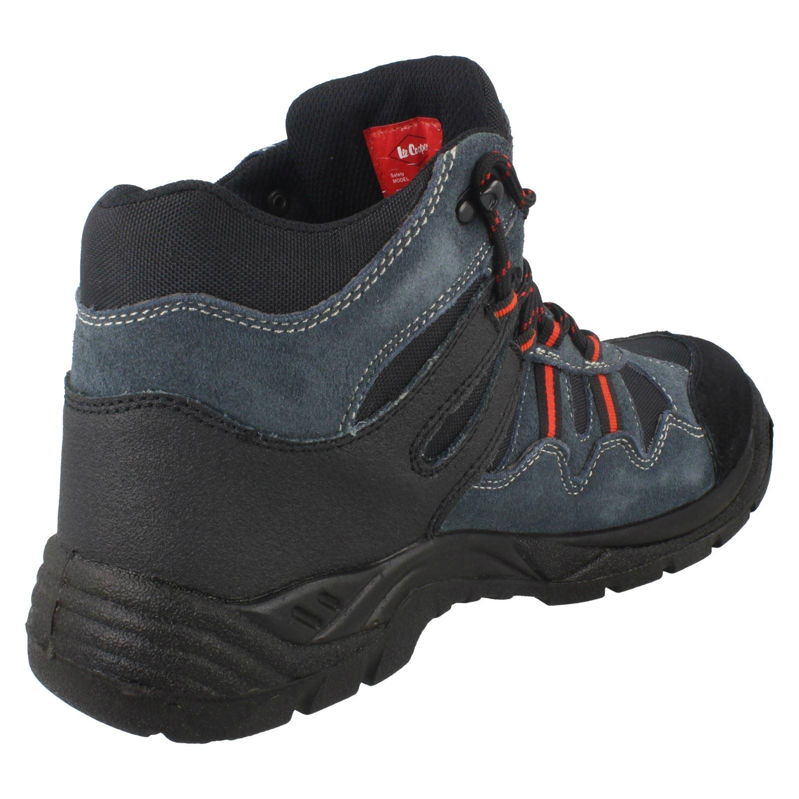 Lee Cooper Homme Sécurité Travail Bottes-LC Chaussure 039