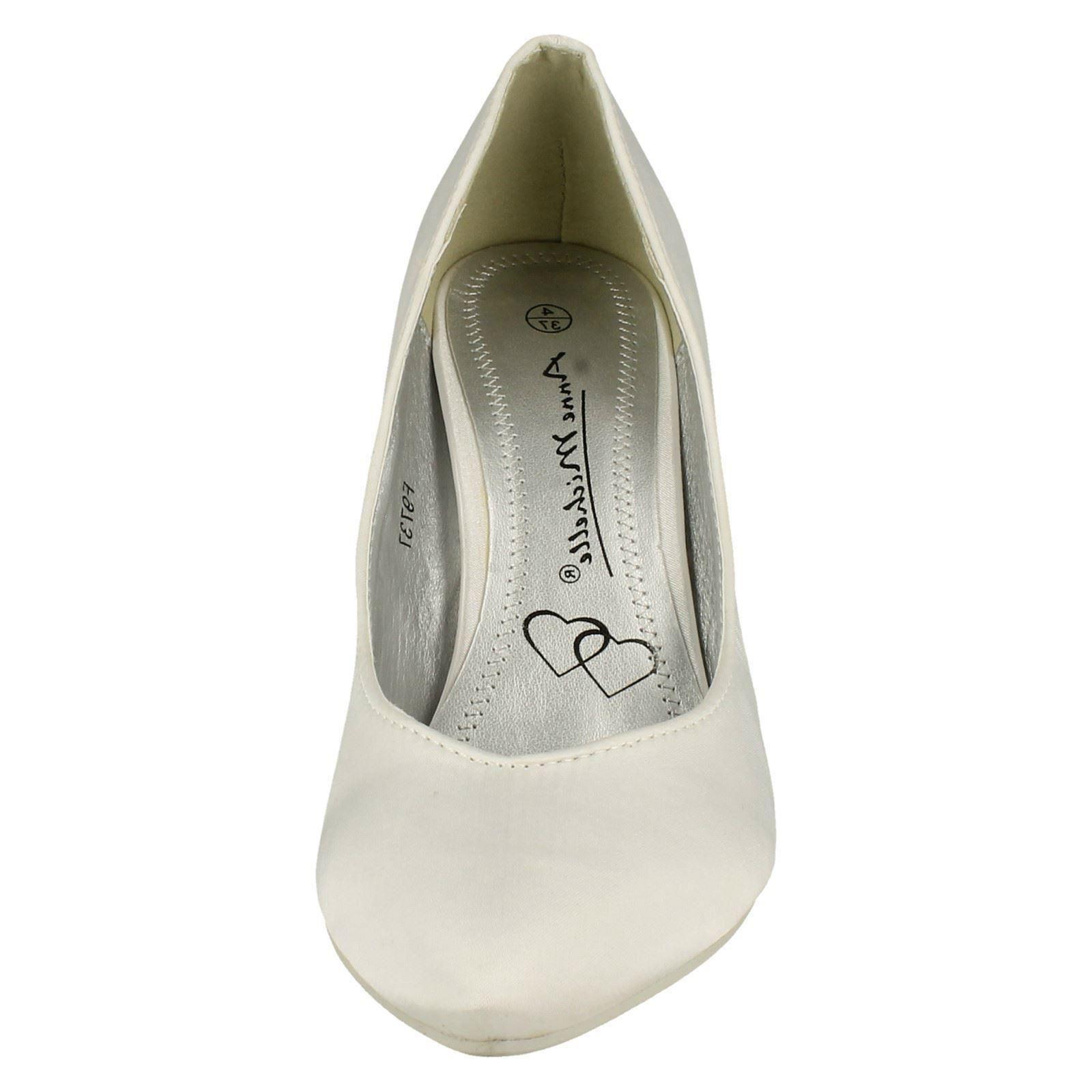 Ladies Anne Michelle Wedding *Court Shoe*