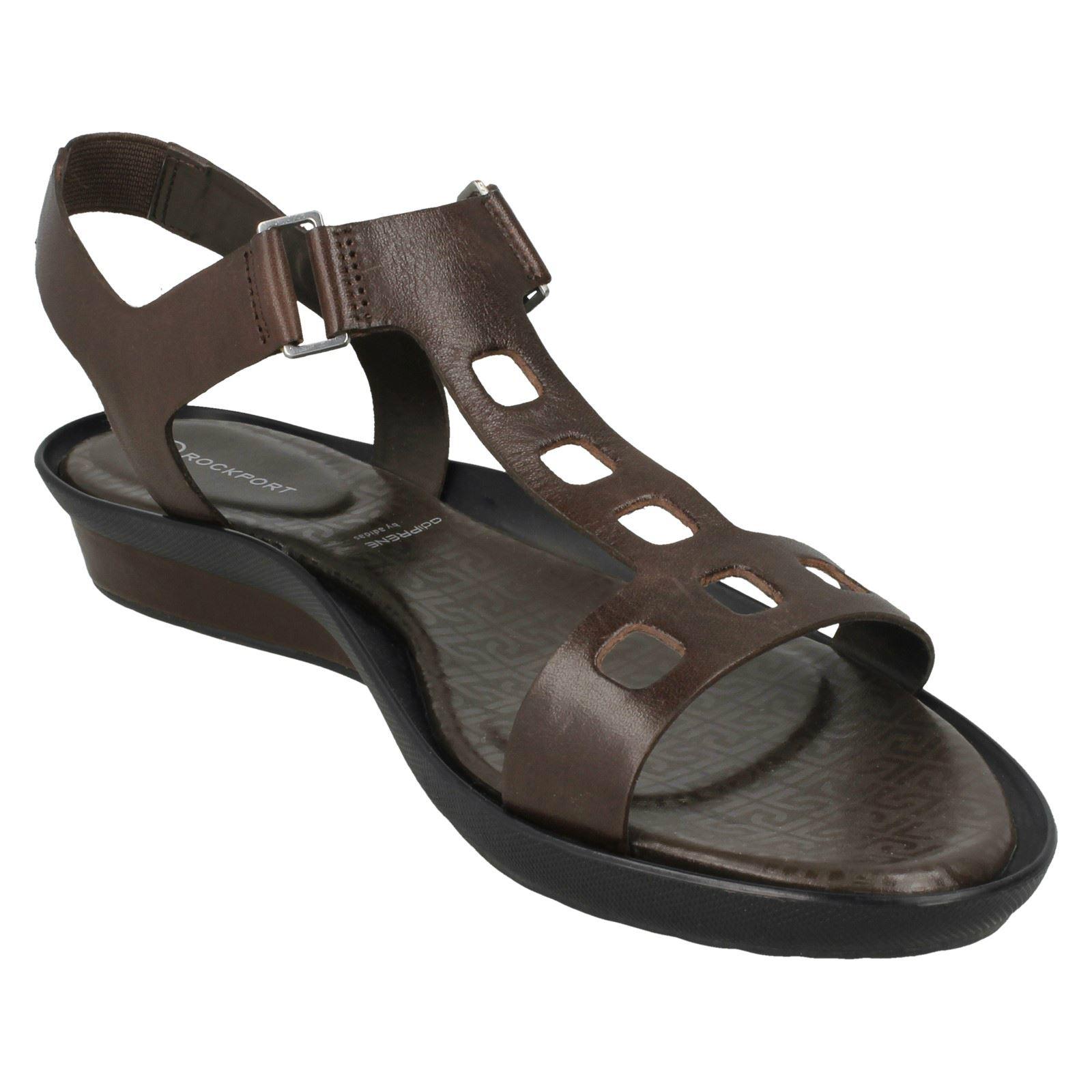 Ladies Rockport Ankle Strap Sandal /'K62396/'