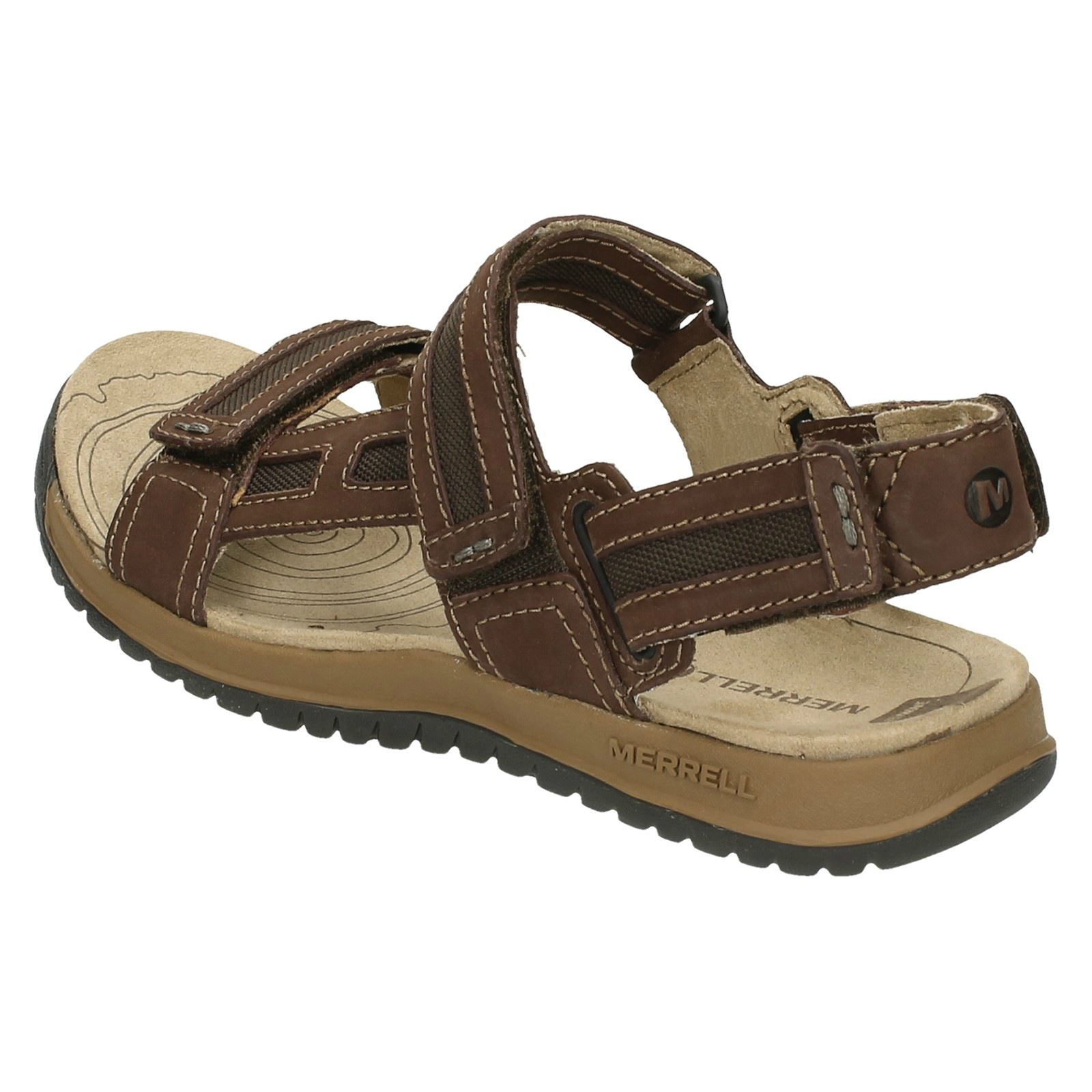 Traveler Tilt Convertible Merrell Mens Strapped Sandals
