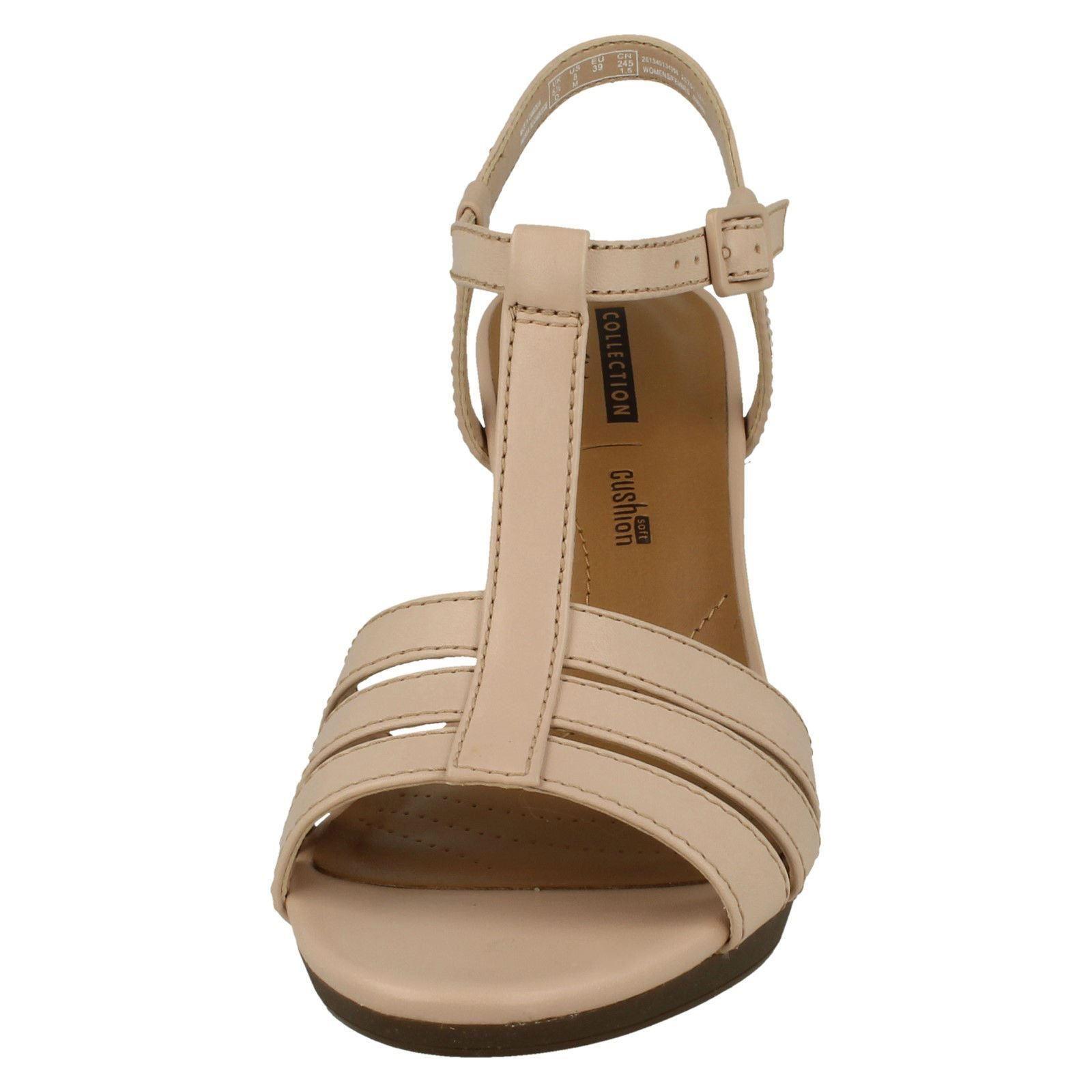 Ladies Clarks Adriel Tevis Slingback Sandals