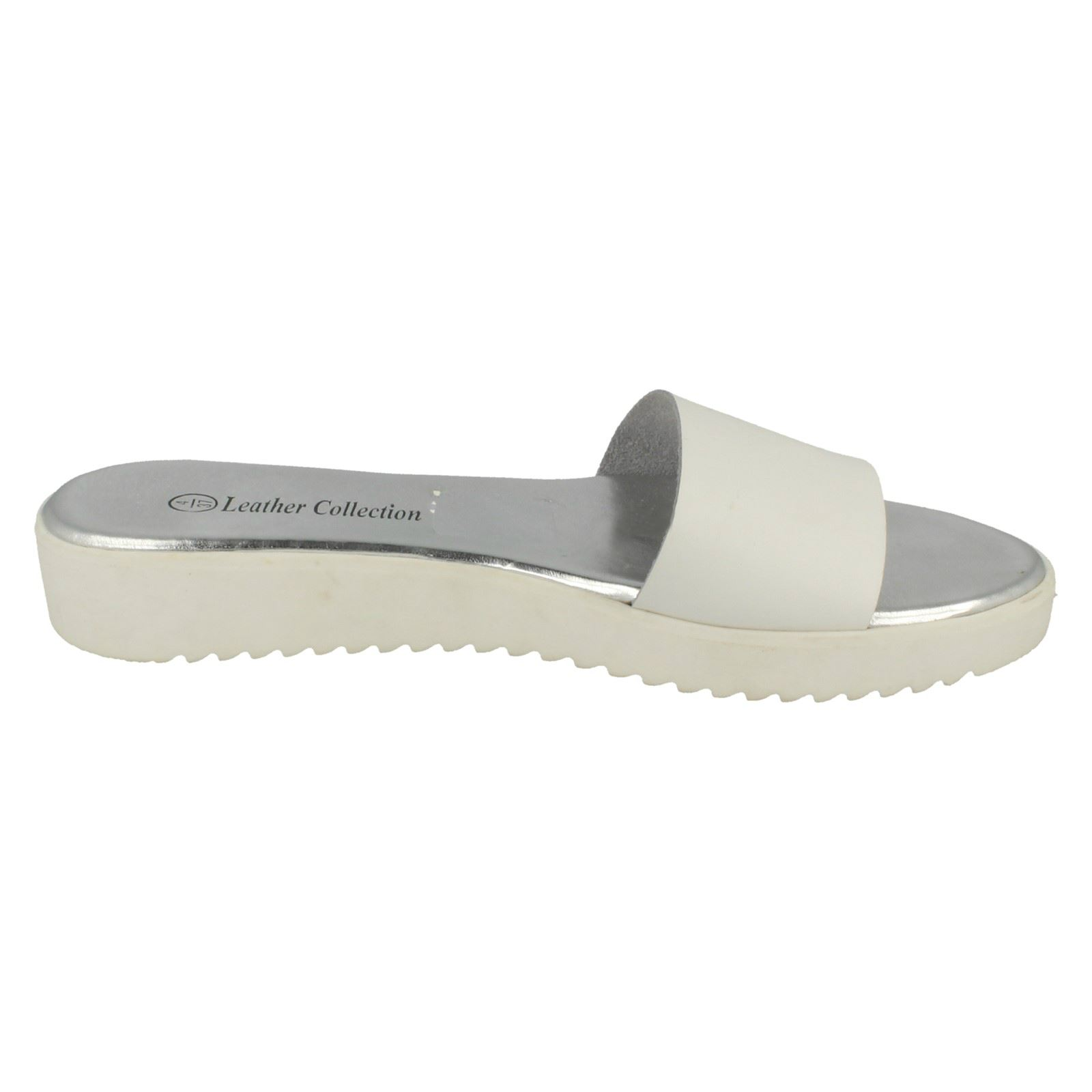 Ladies Leather Collection Casual *Slip On Mules*
