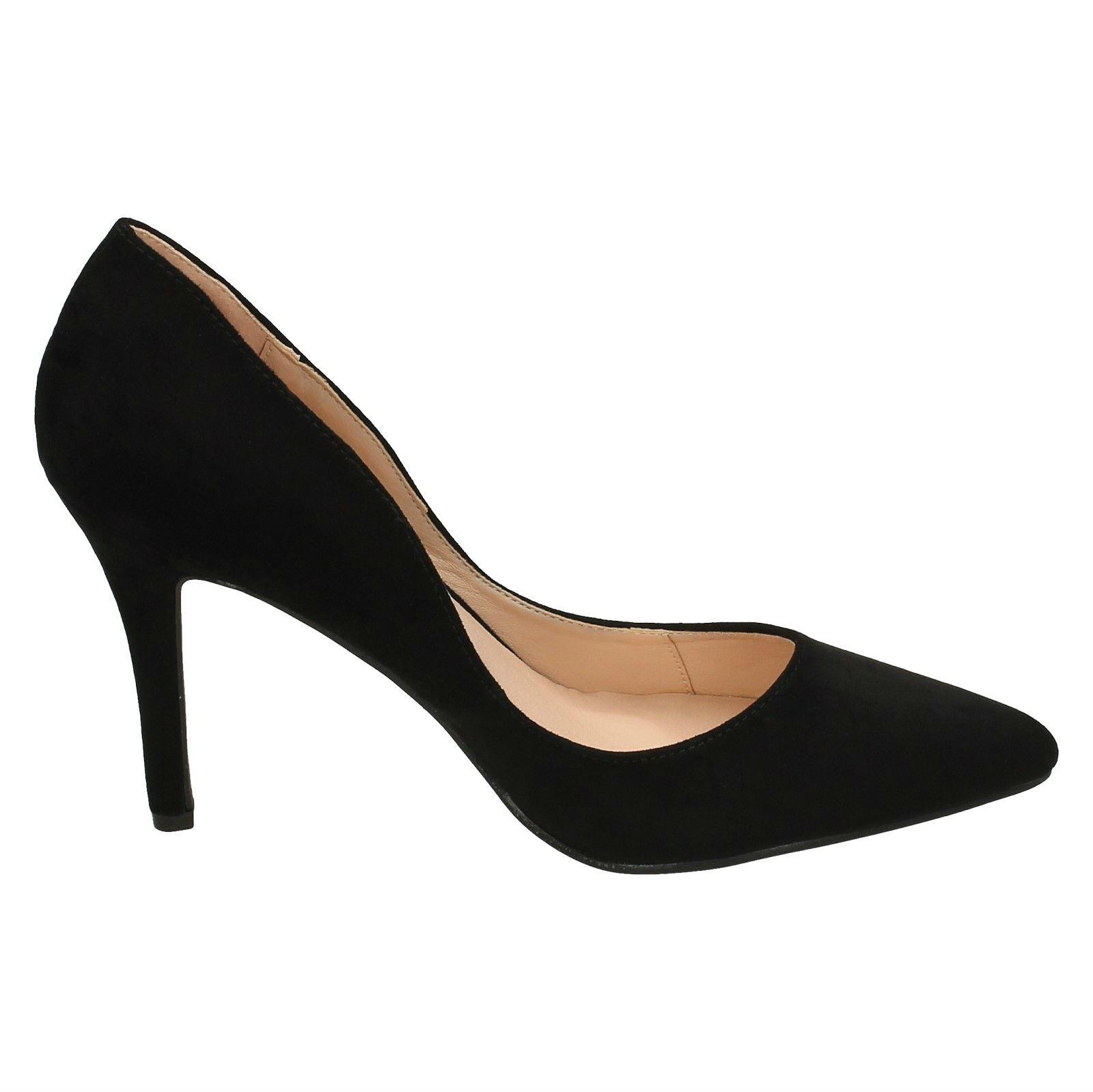 Ladies Anne Michelle High Heel /'Court Shoes/'