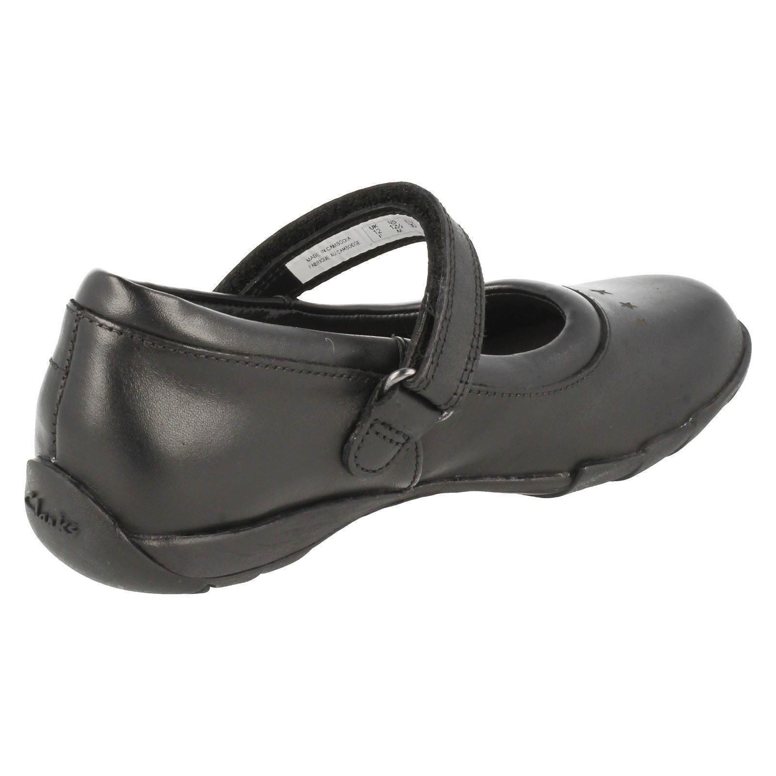 """Girls Clarks School Shoes /""""Lexie Jo/"""""""