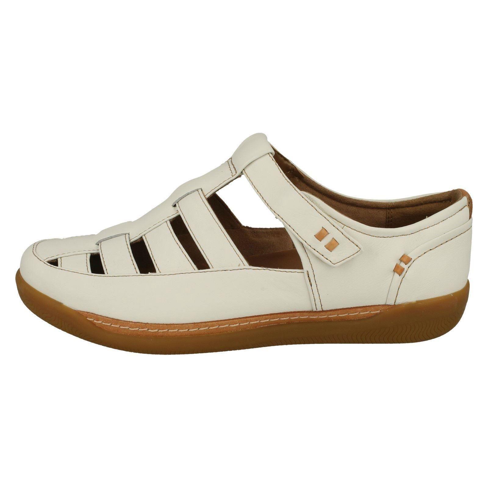 Ladies Clarks Unstructured Casual Shoes Un Haven Cove