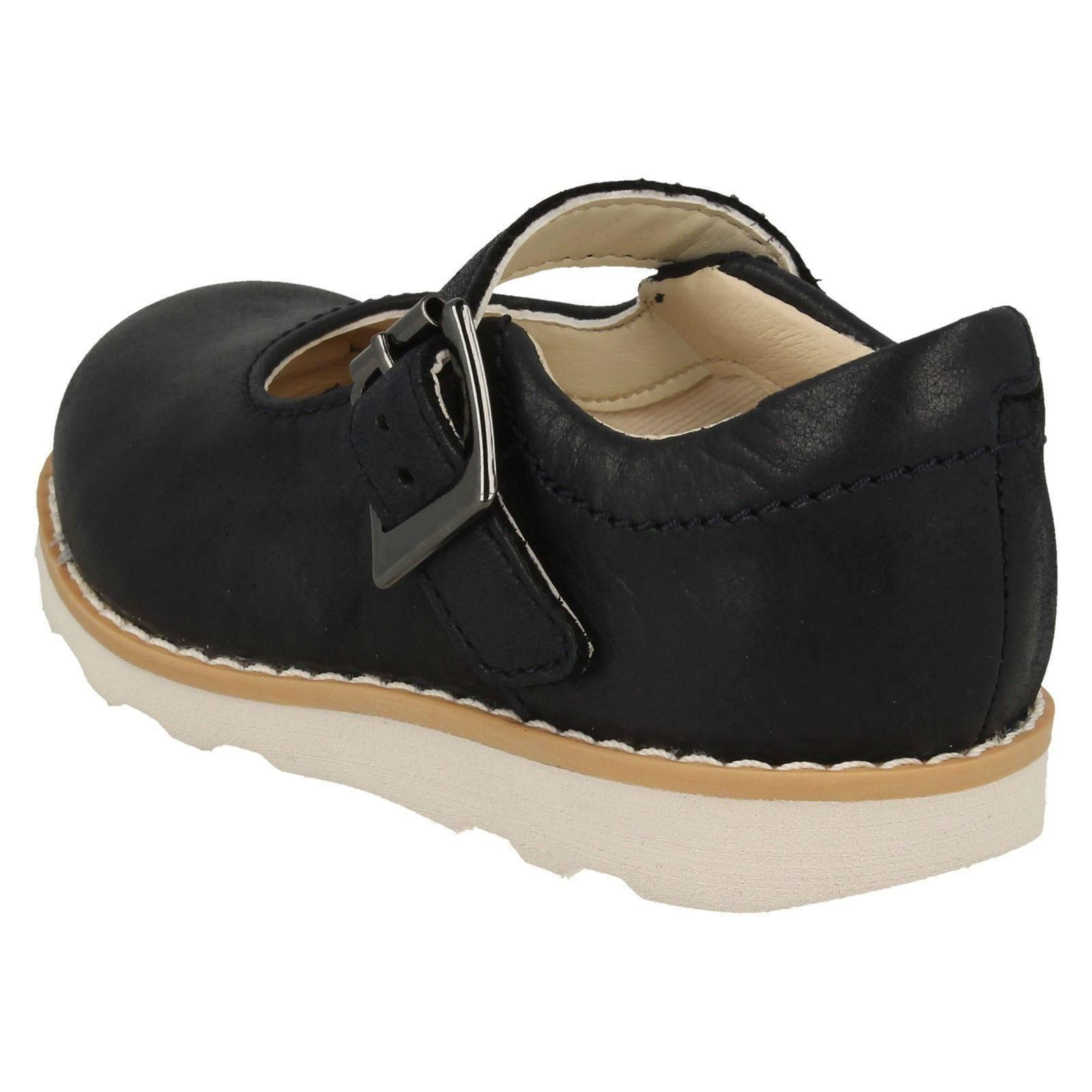 /'Girls Clarks/' Air Spring Casual Shoes Crown Honor