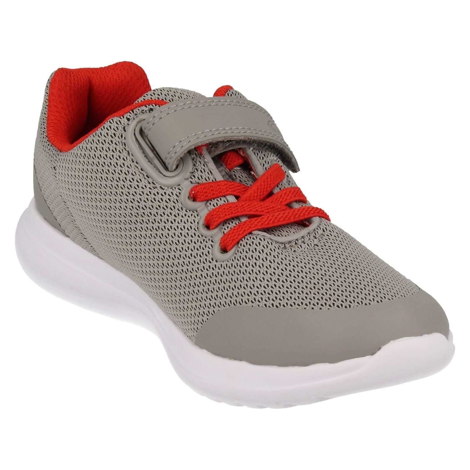 Boys Clarks Lightweight Trainers Sprint Free Inf