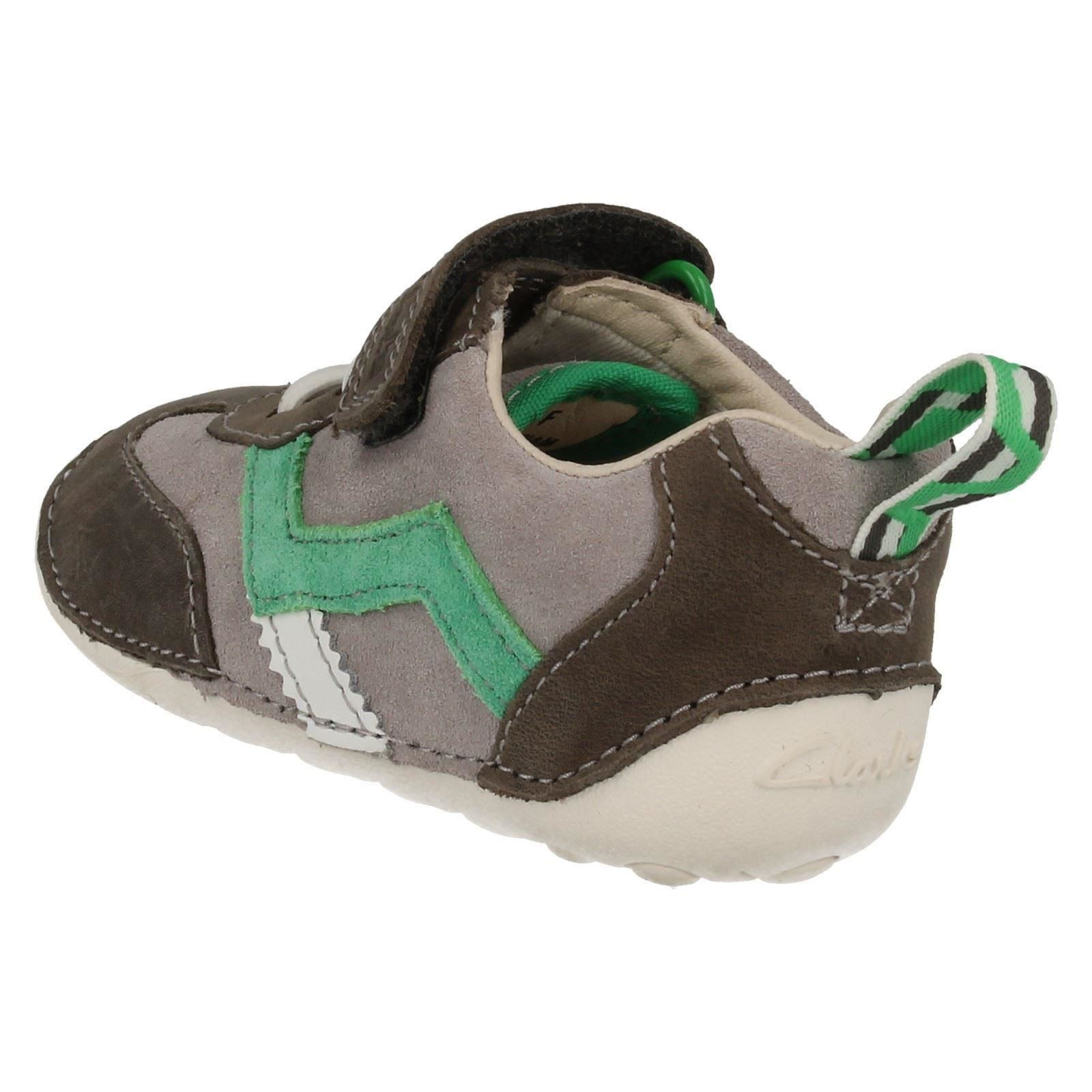 Clarks Boys Casual Trainers Cruiser Play