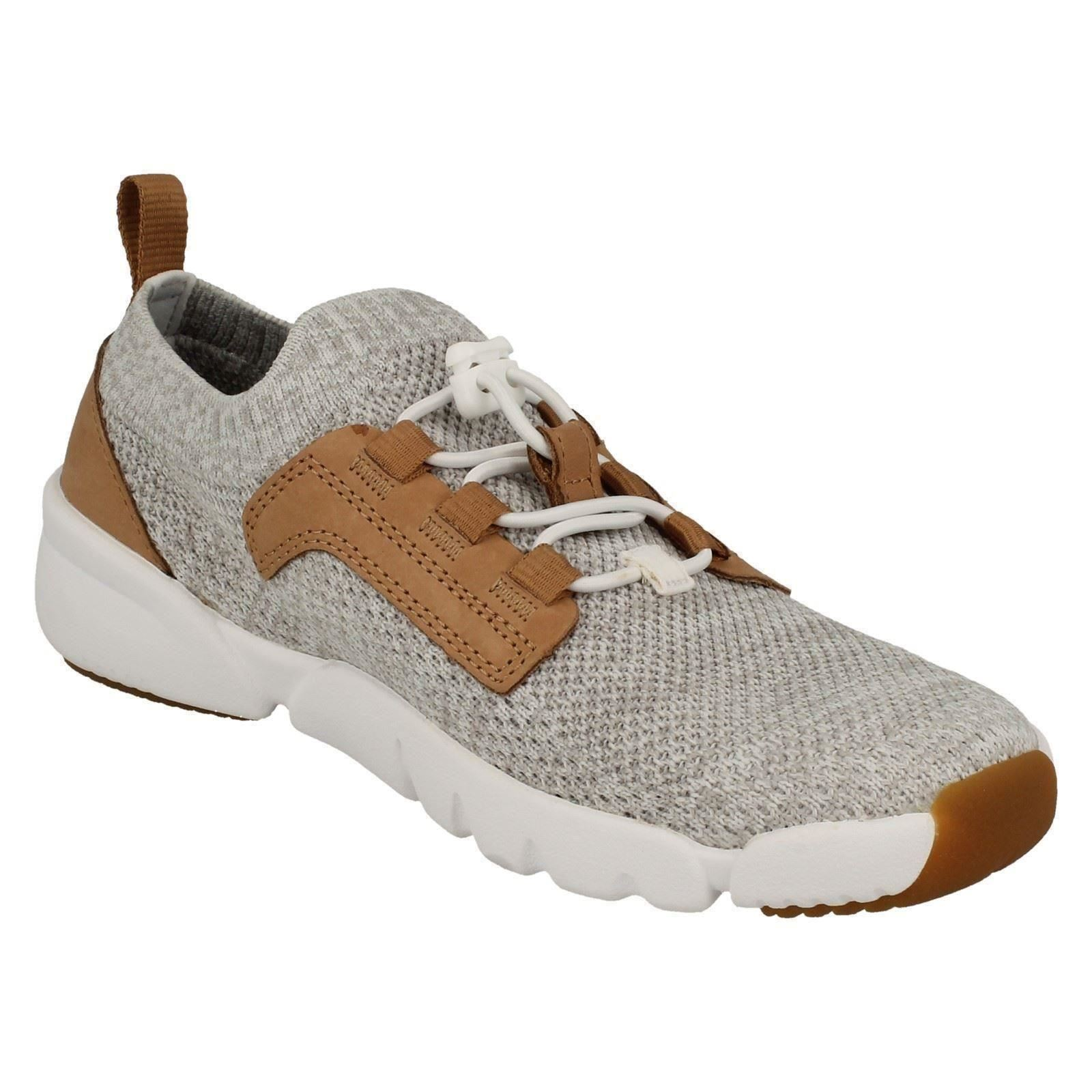 Clarks Childrens Boys Girls Casual Trainers Tri Jump