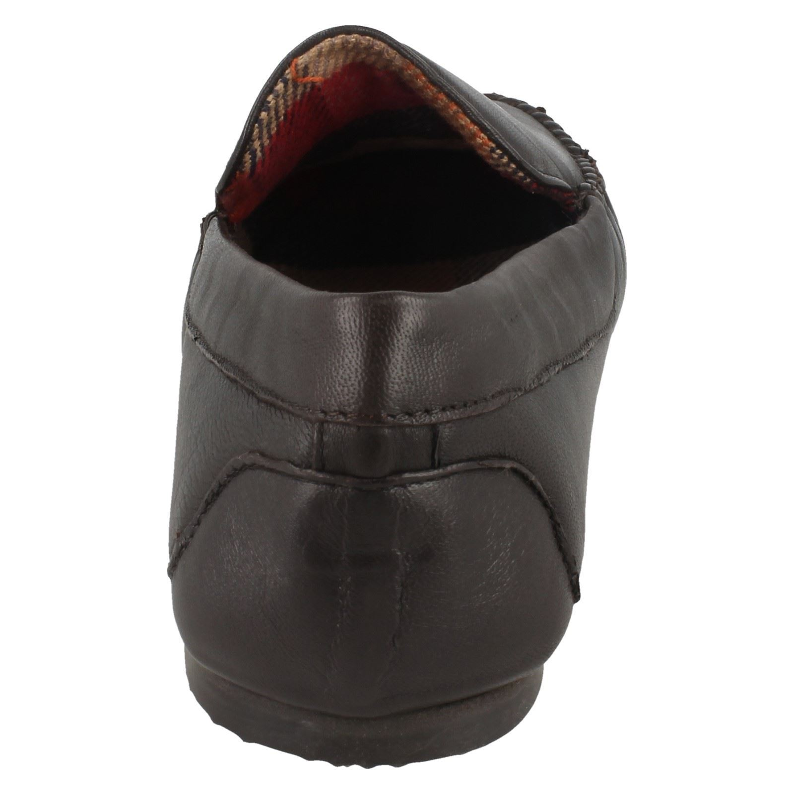 Marino Mens /'Padders/' Moccasin Style Slippers