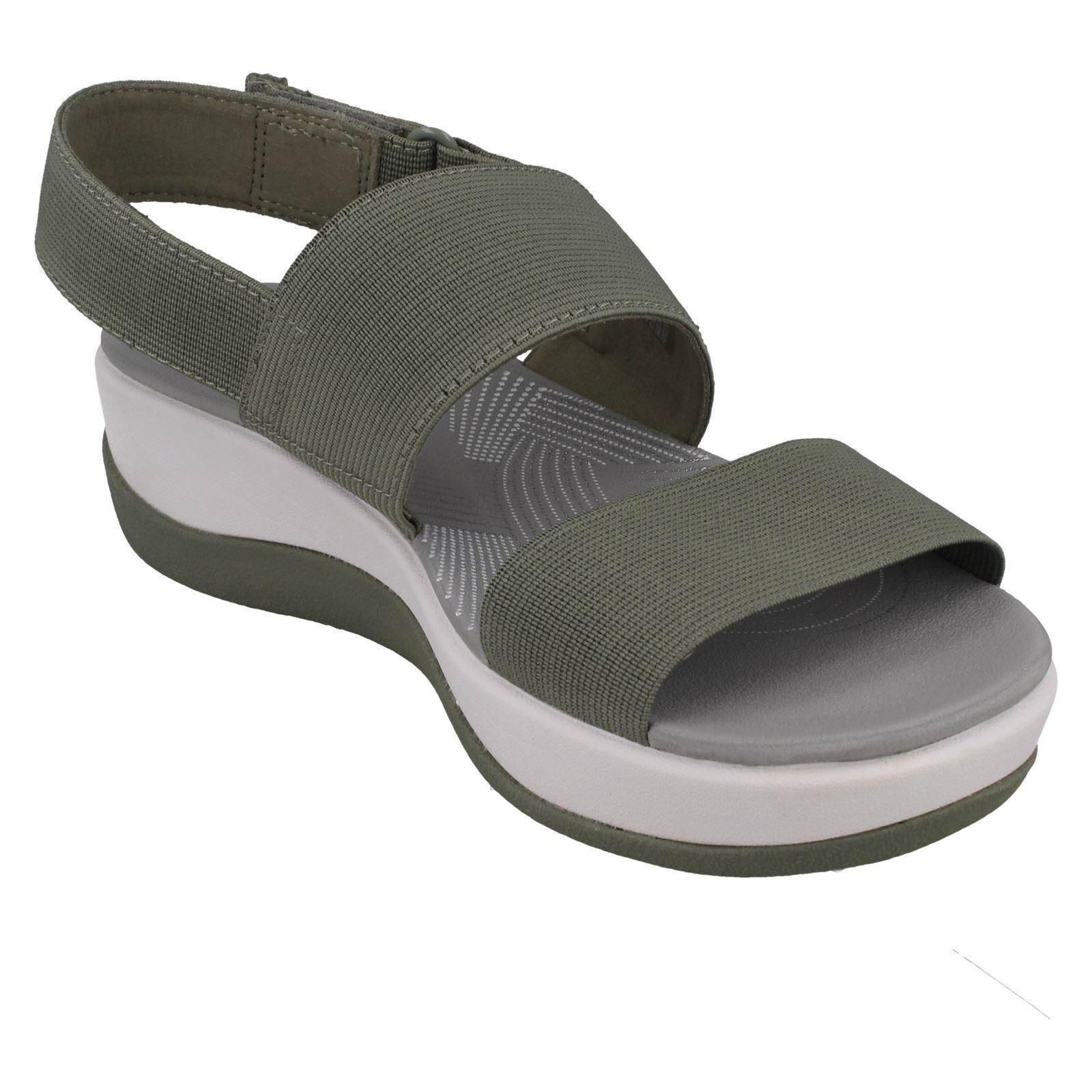 Ladies Clarks Slingback Sandal /'Arla Jacory/'