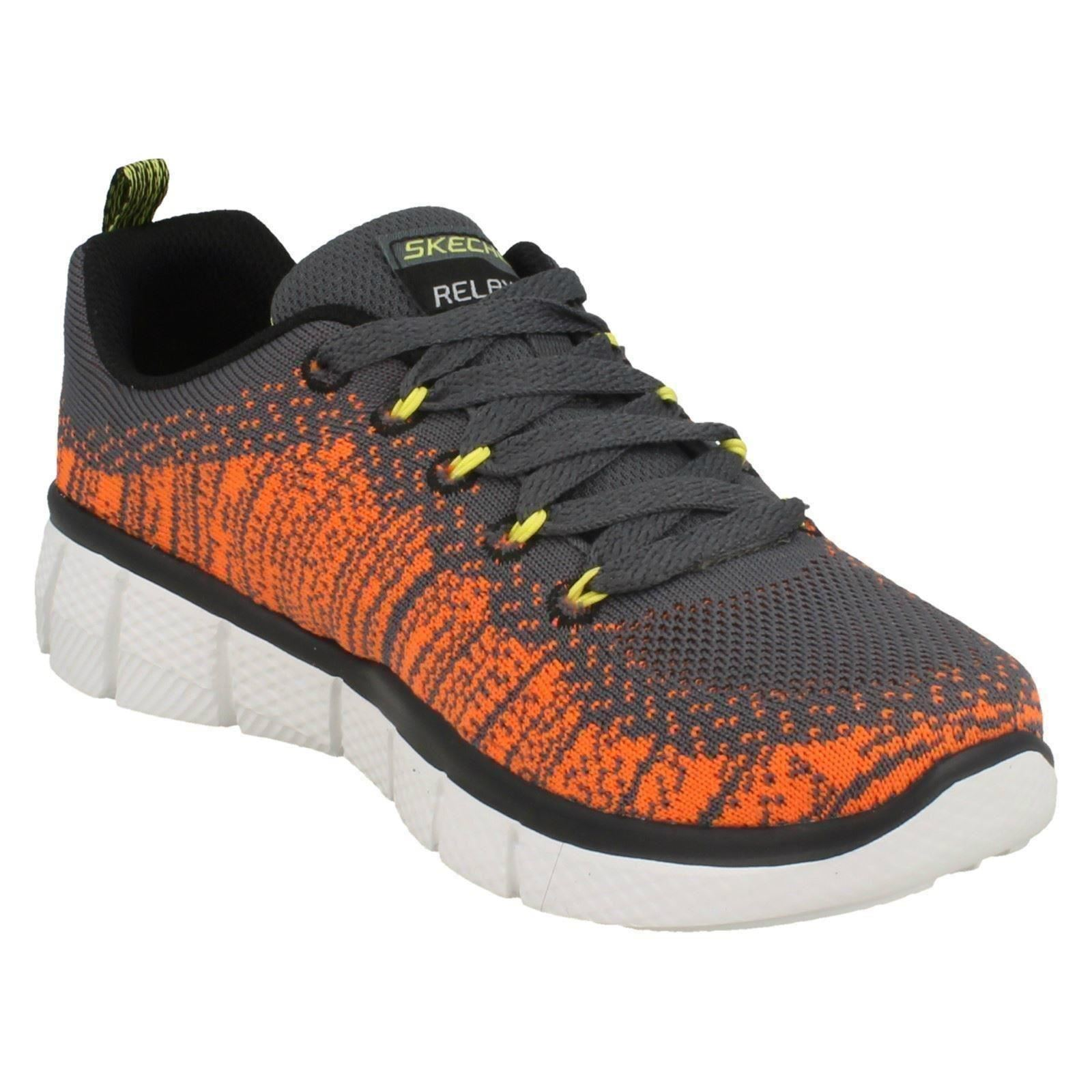 Boys Skechers Casual Trainers Perfect Game 97370