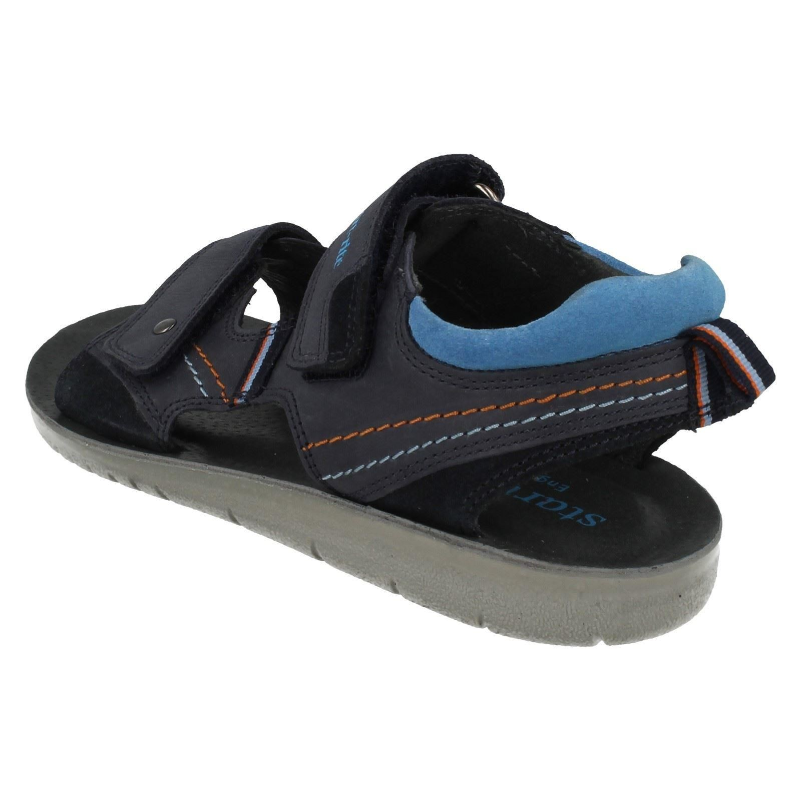 Infant/Junior Boys Startrite Summer Sandals SR Soft Caleb