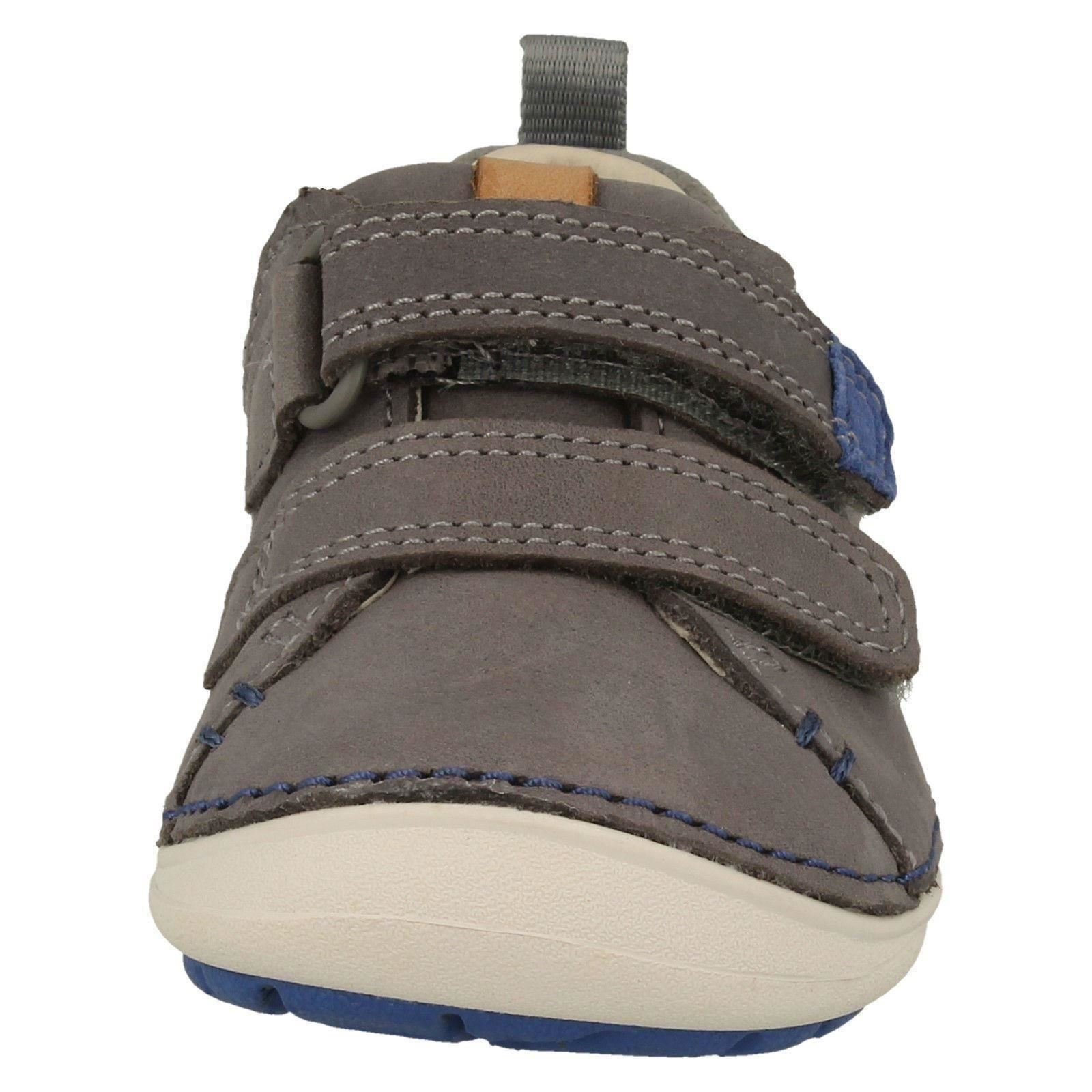 Clarks Boys First Shoes Softly Toby