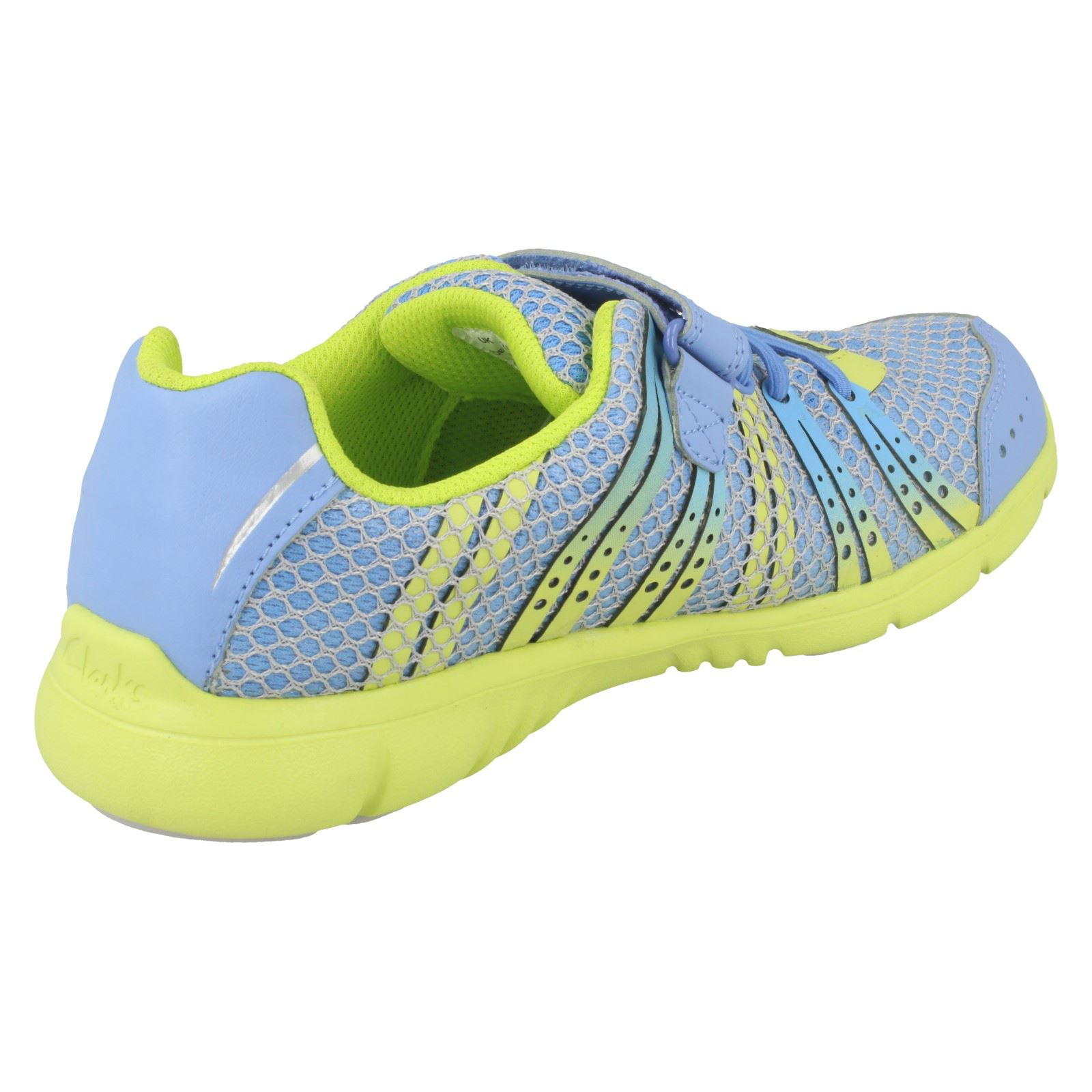 Girls Cica By Clarks Sports Trainers *Freesprint*