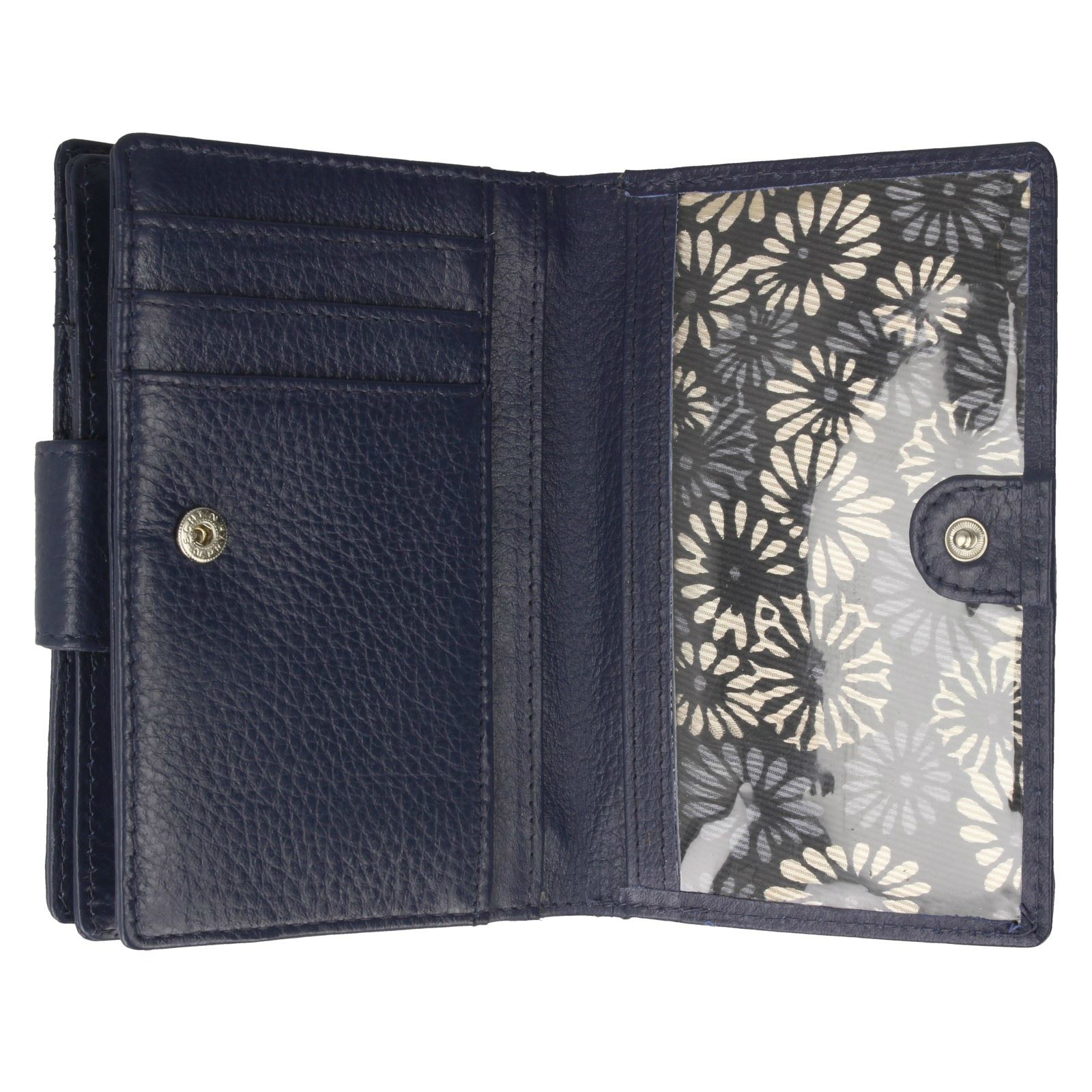 Ladies CHARLES SMITH monete e card Purse 603018