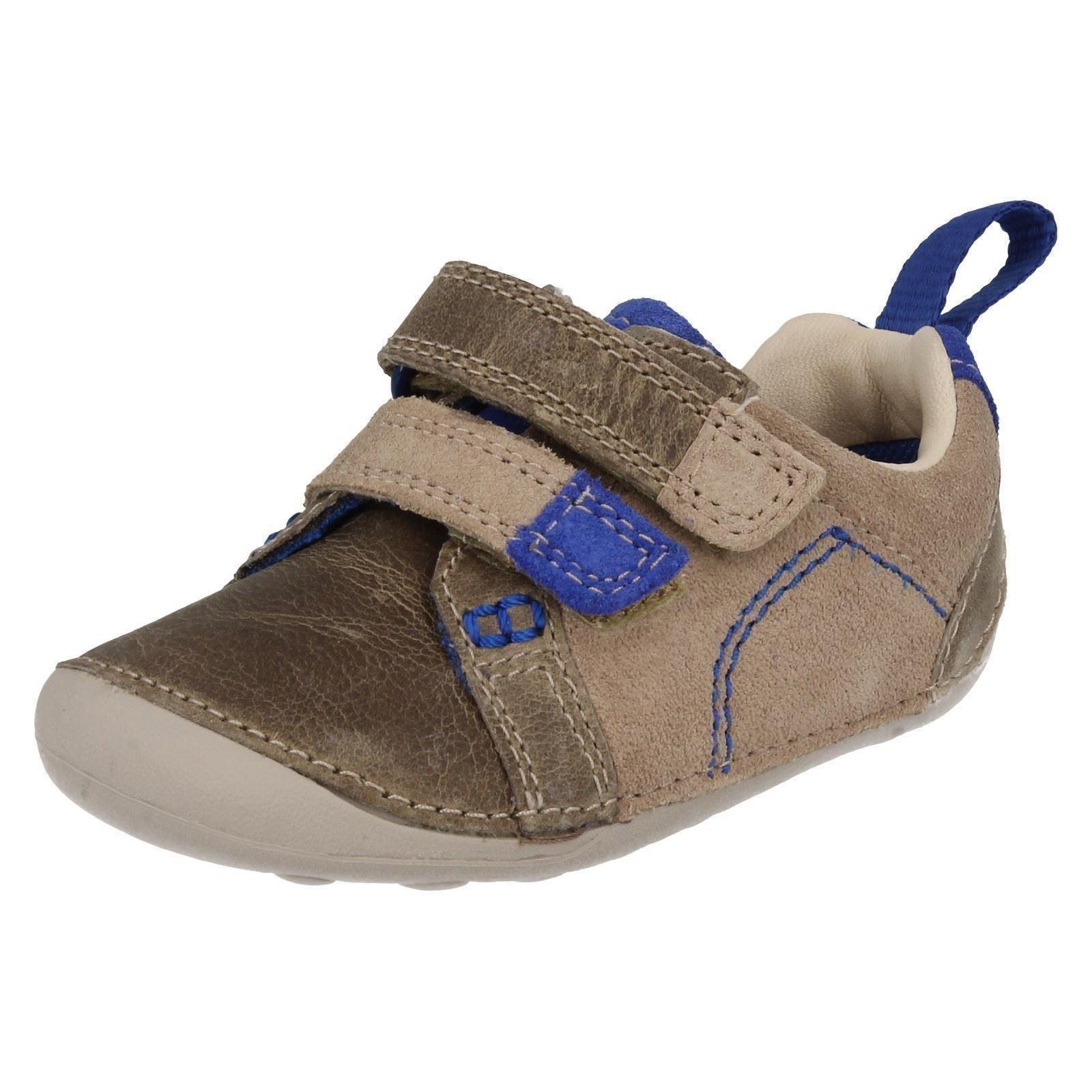 Boys Clarks Cruiser Shoes /'Tiny Soft/'