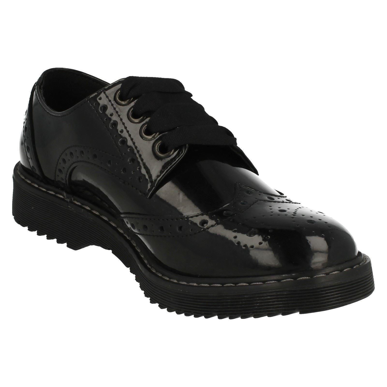 Girls Angry Angels by Startrite Lace Up Formal Shoes Impulsive