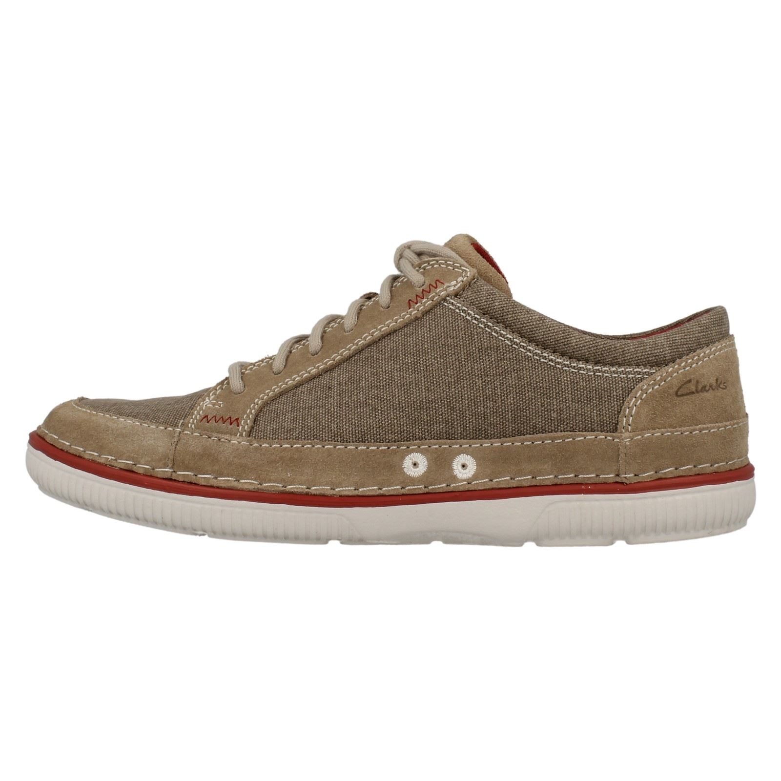 Mens Clarks Casual Shoes Sulley Ollie