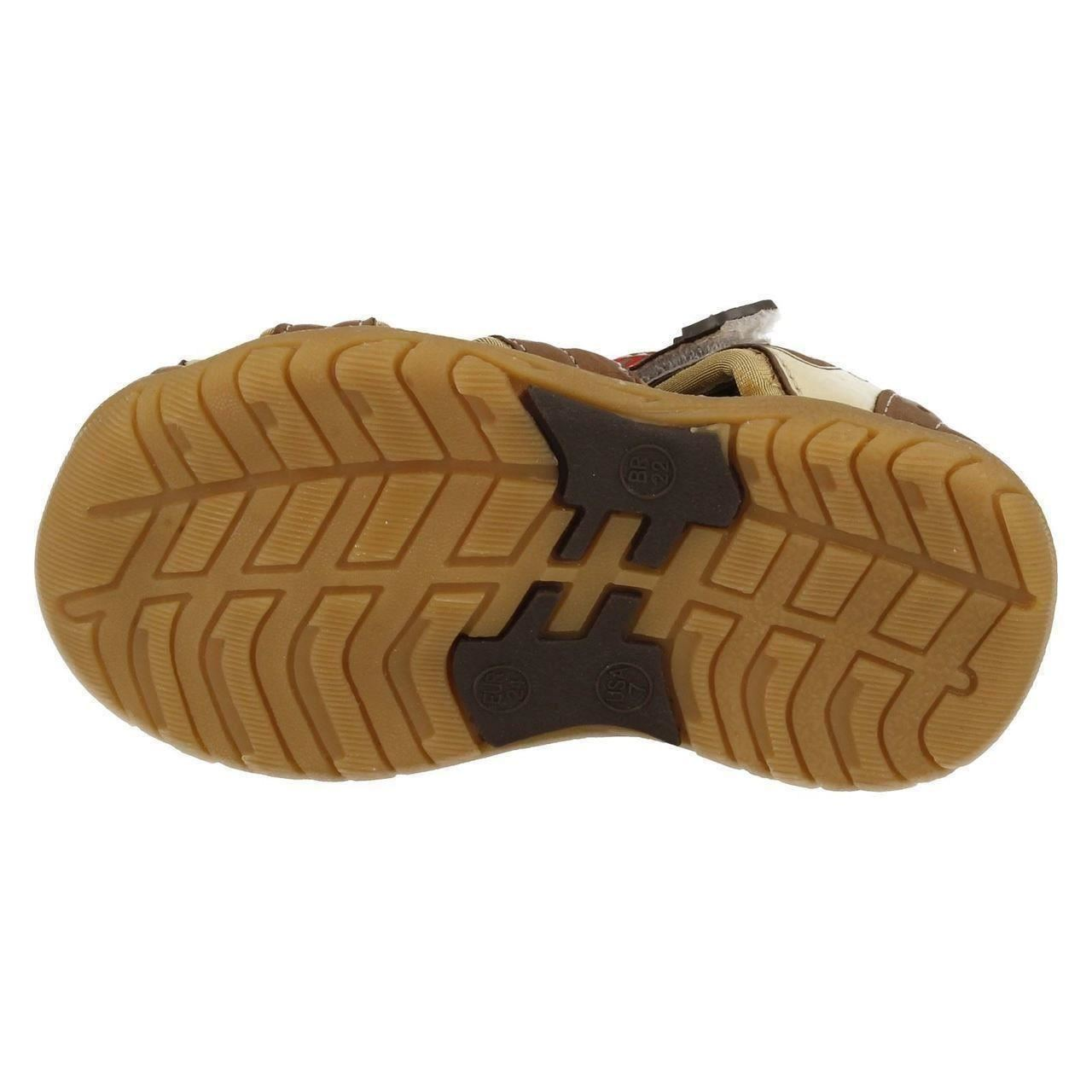 Closed Toe Casual Sandals Boys JCDees