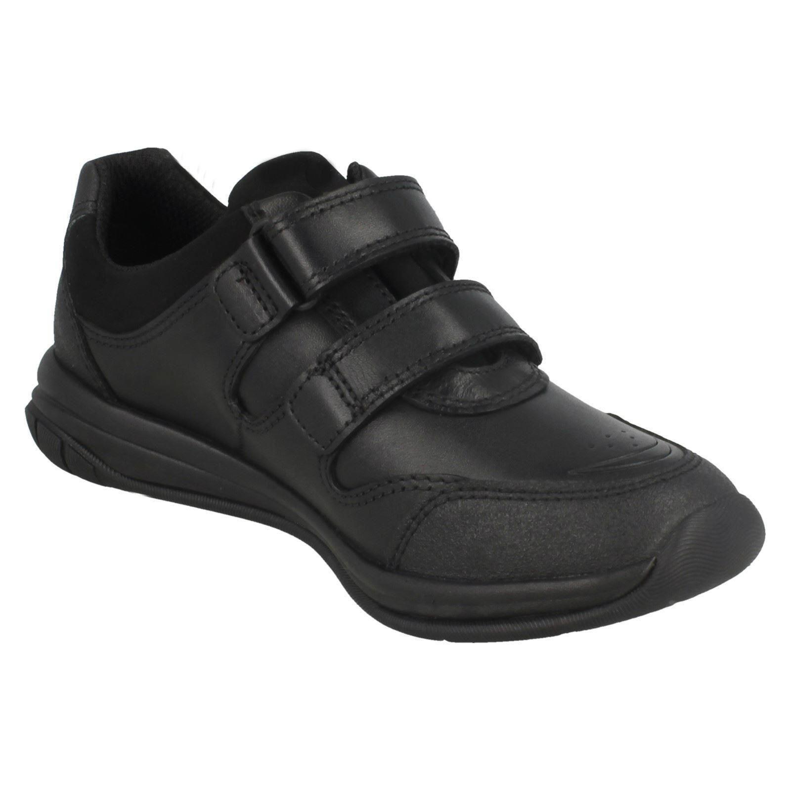 Boys Clarks Gore-Tex Casual School Shoes Hula Go