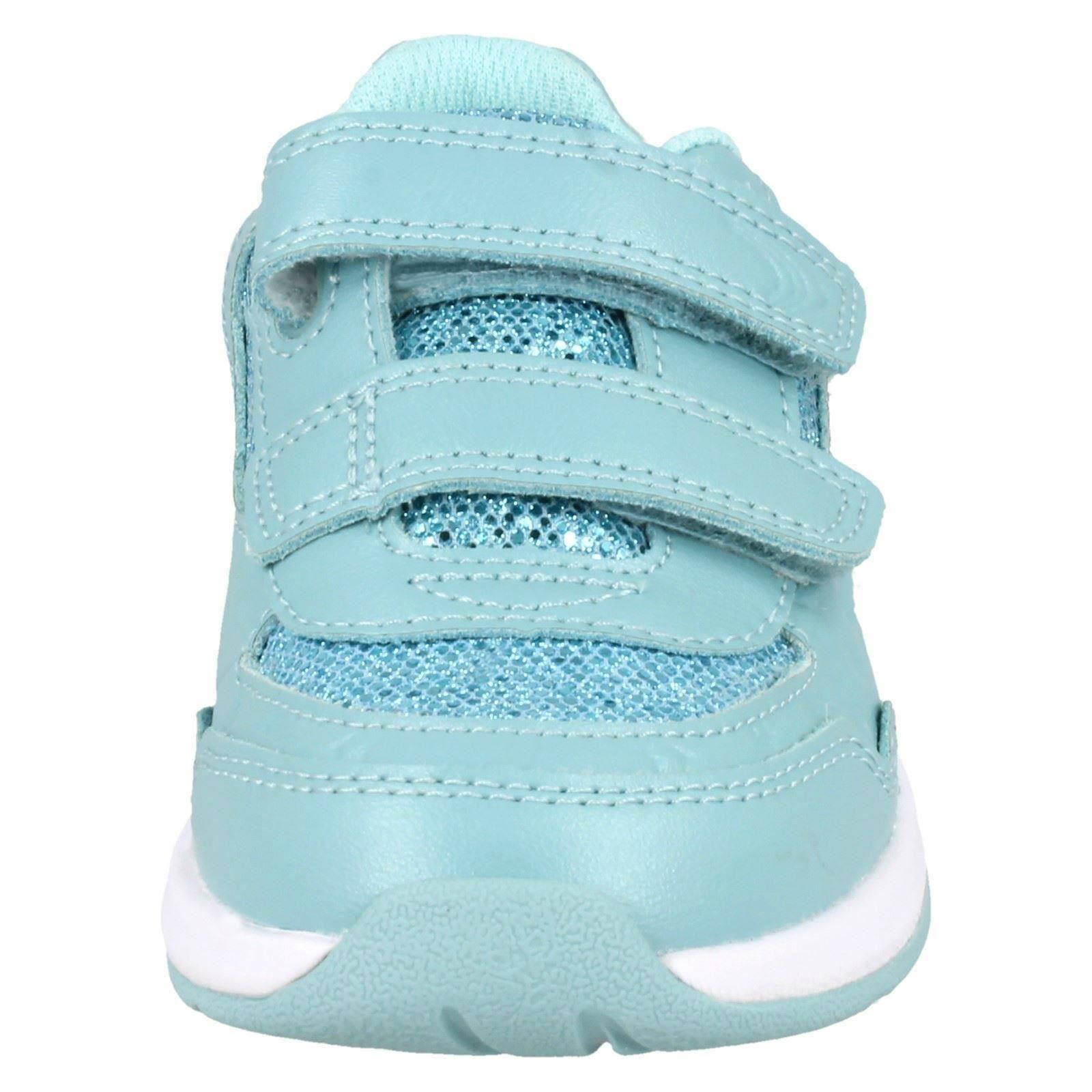 Girls Clarks Trainers With Star Detail *Piper Play*
