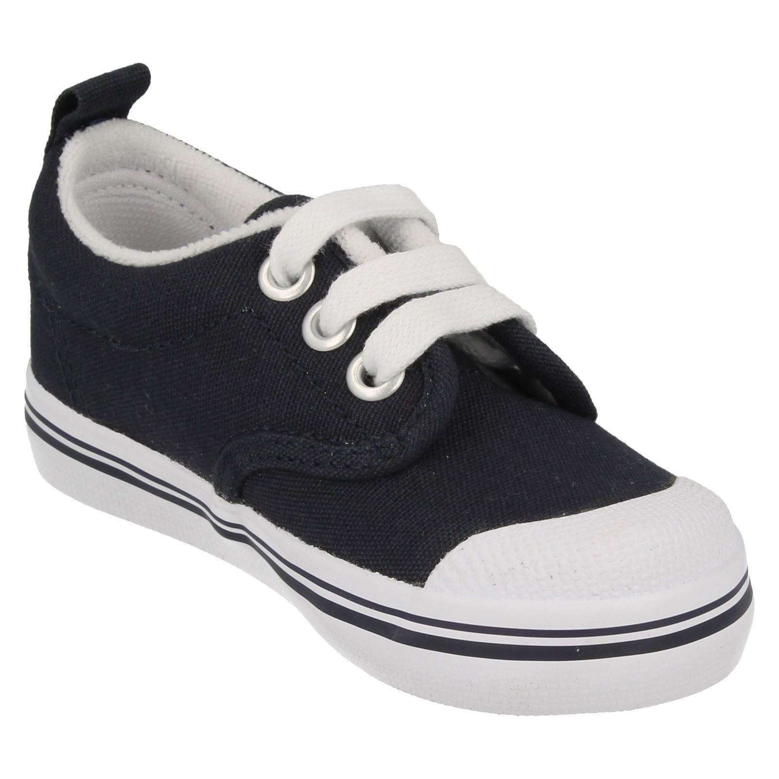 Infant//Baby Boys Keds Casual Rounded Toe Lace Up Canvas Pumps Scooter