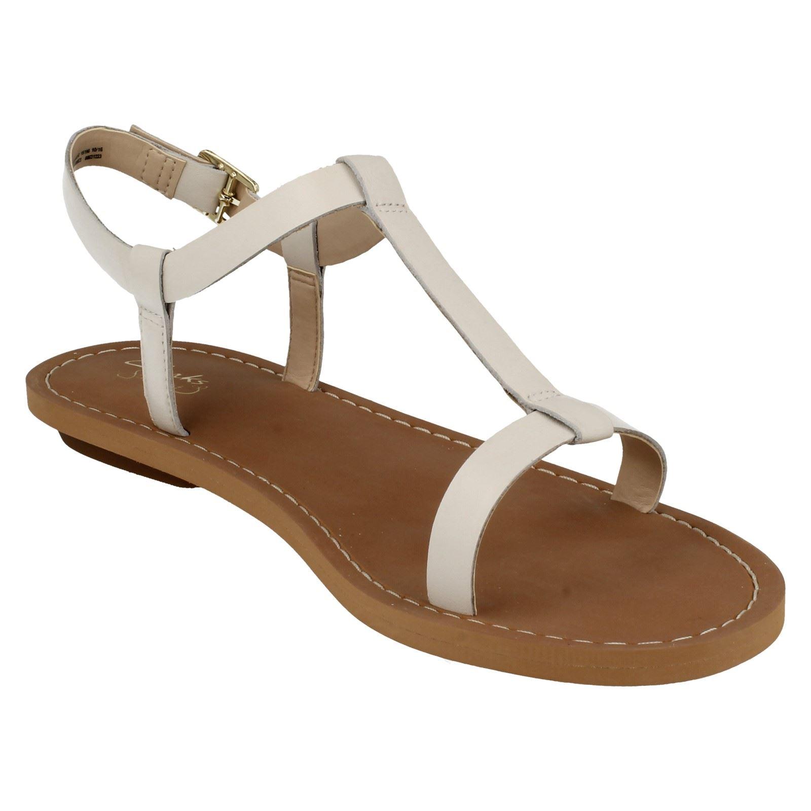 Ladies Clarks Strappy Sandals /'Voyage Hop/'