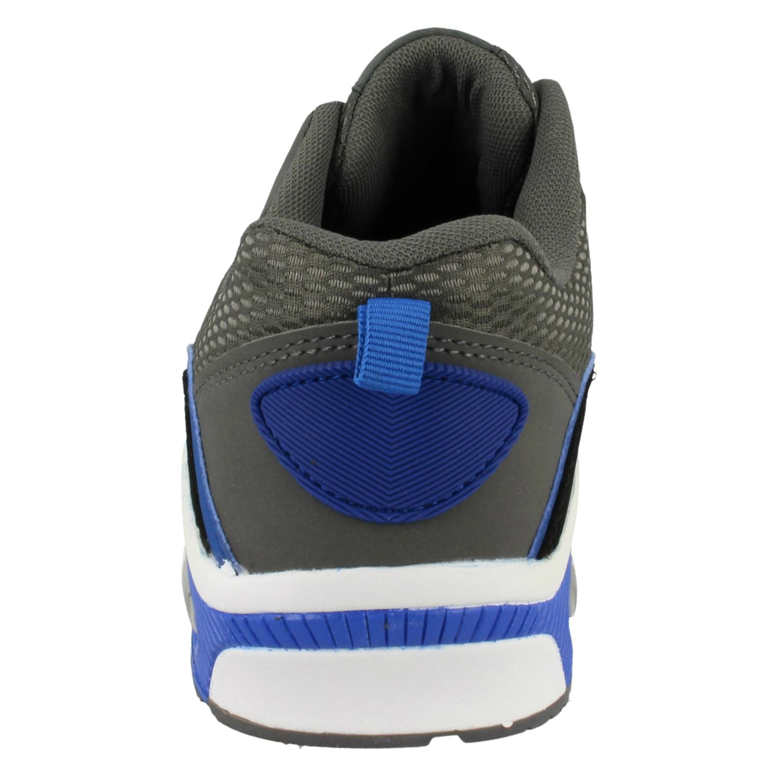 Mens Airtech Casual Lace Up Trainers Legacy