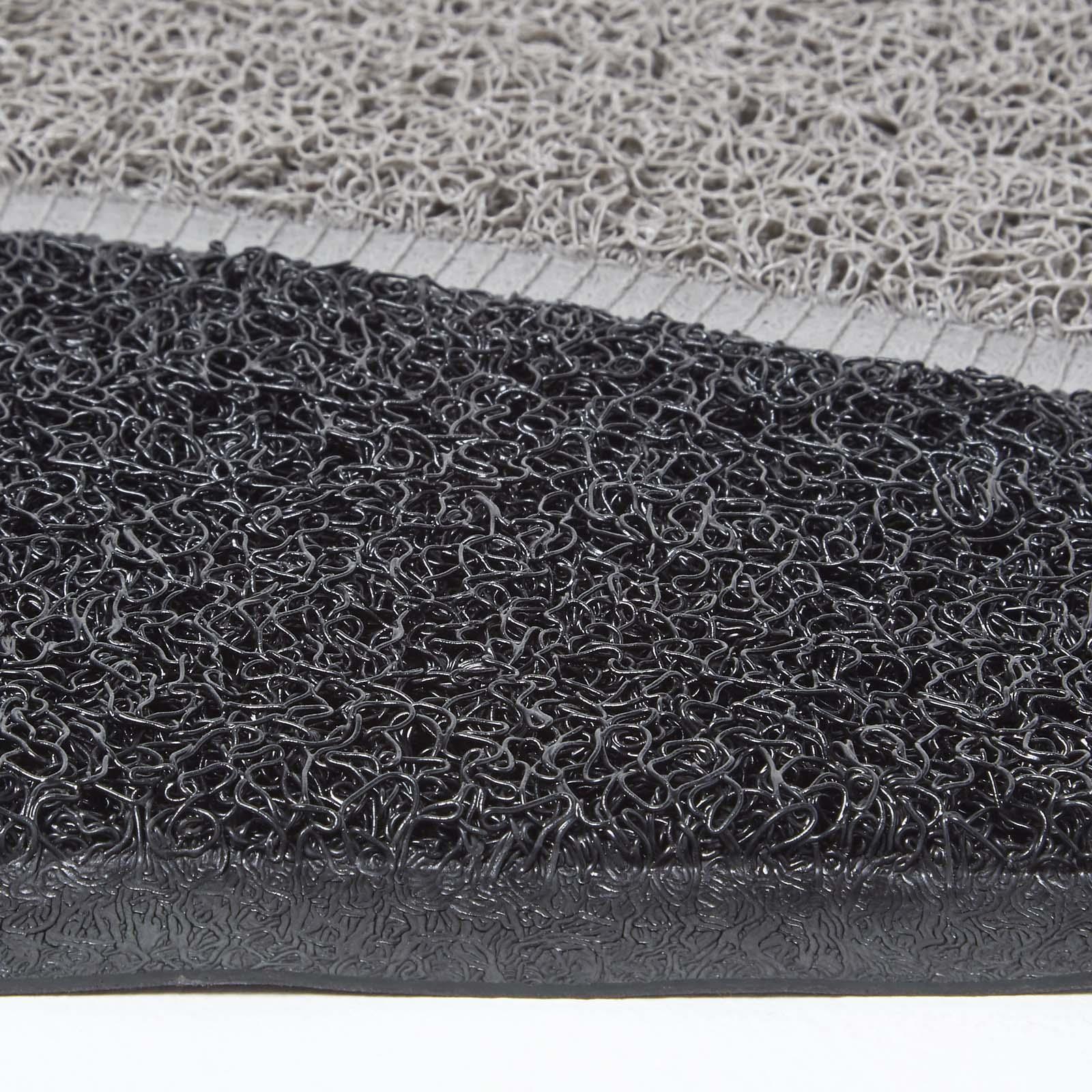 Non-Slip Rubber//PVC Welcome Floor Entrance Door Mat Indoor Outdoor Doormat
