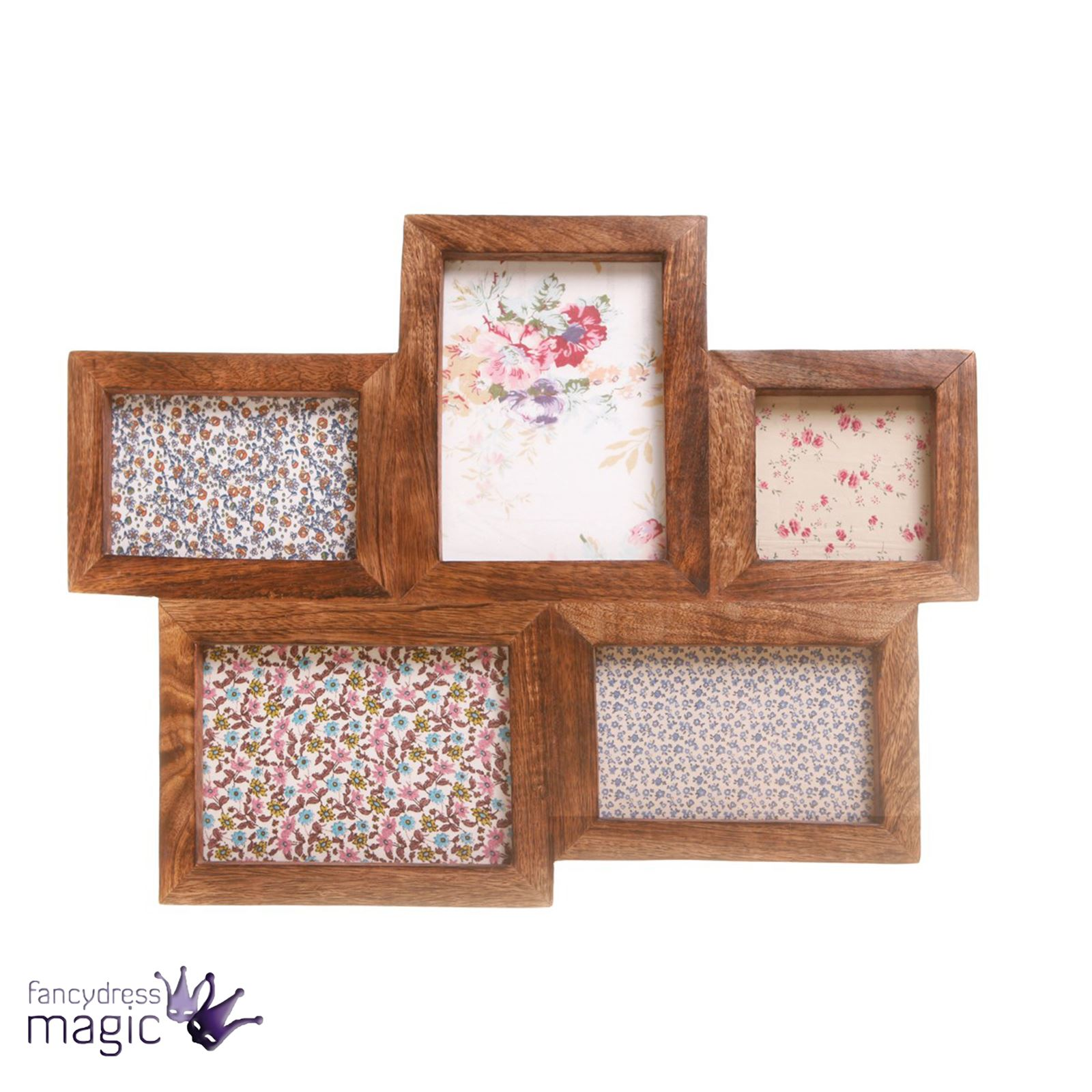Multi aperture photo frames wall Multi Aperture Photo Frames Collage Frames m