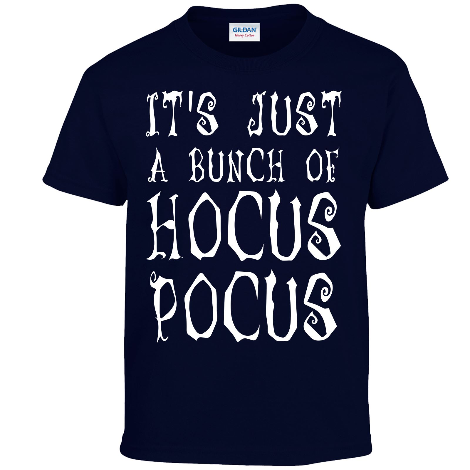 Hocus Pocus Bunch Kids Adult New Costume Top Inspired Present Unisex Tshirt