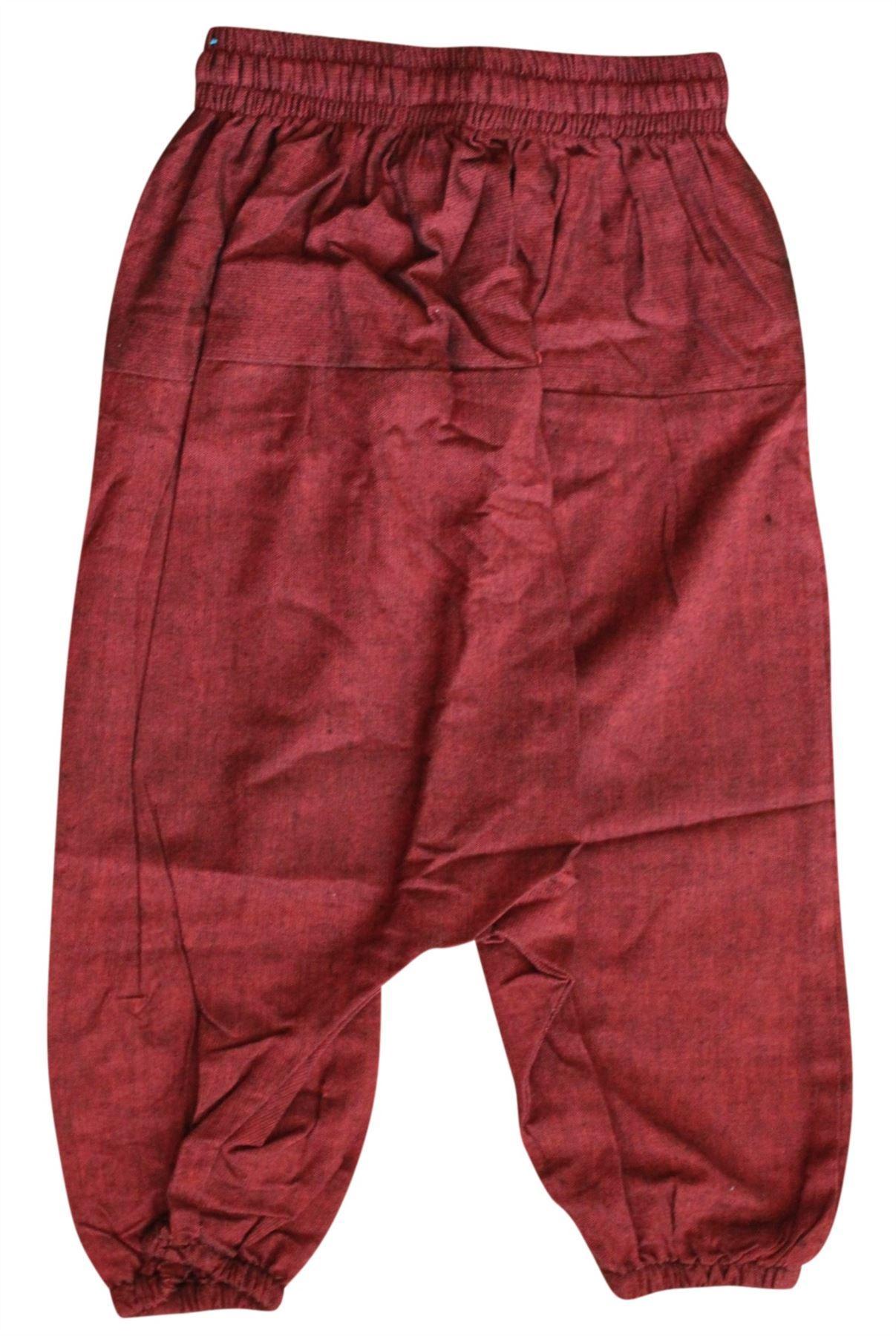 Children Hippie Harem Loose Boho Trouser Hippy Colorful Kids Retro Comfy  Pants