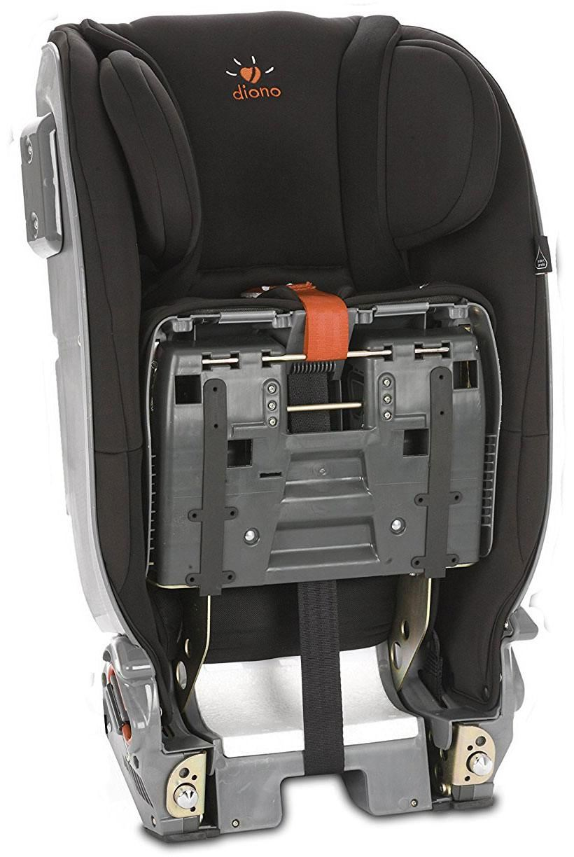 Diono RADIAN 5 ALL-IN-ONE CAR SEAT Group 0+1,2 Booster Rear//Front facing BNIB