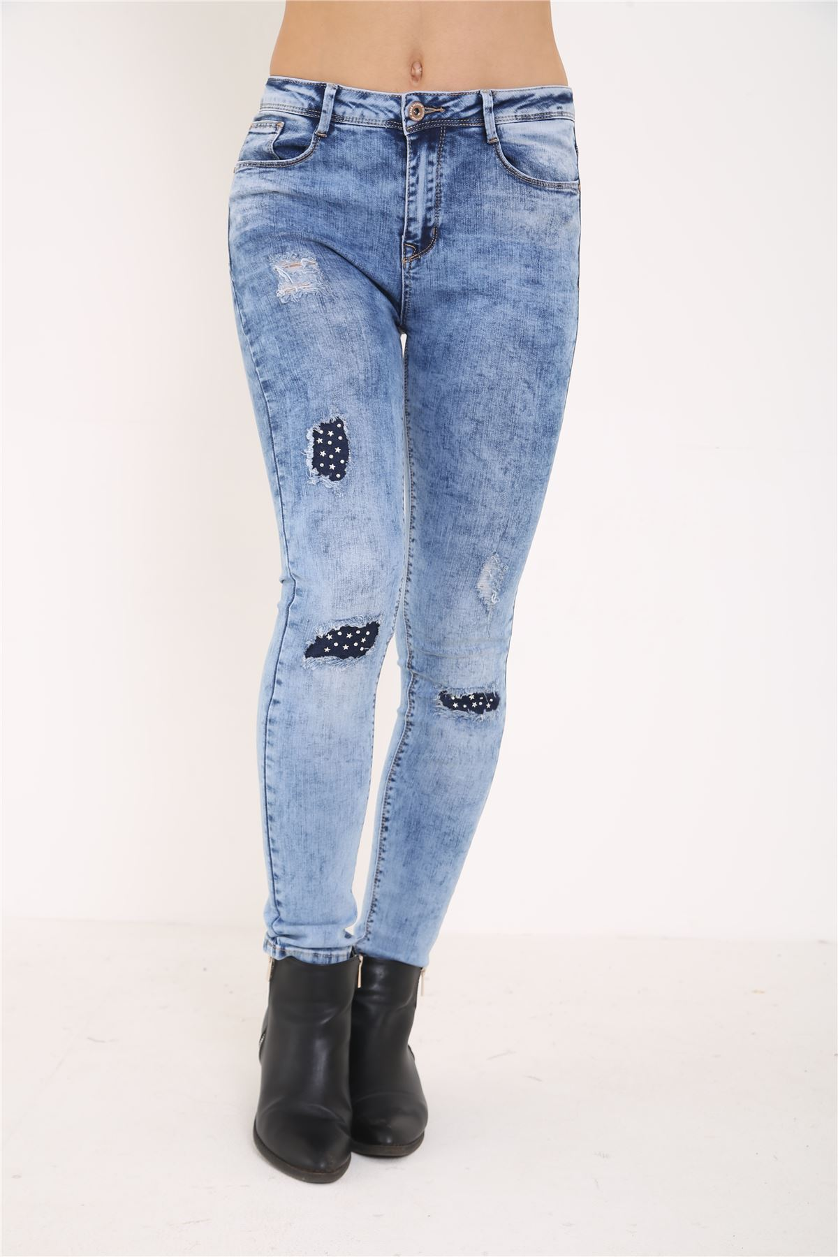 Acid wash jeans fashion 64