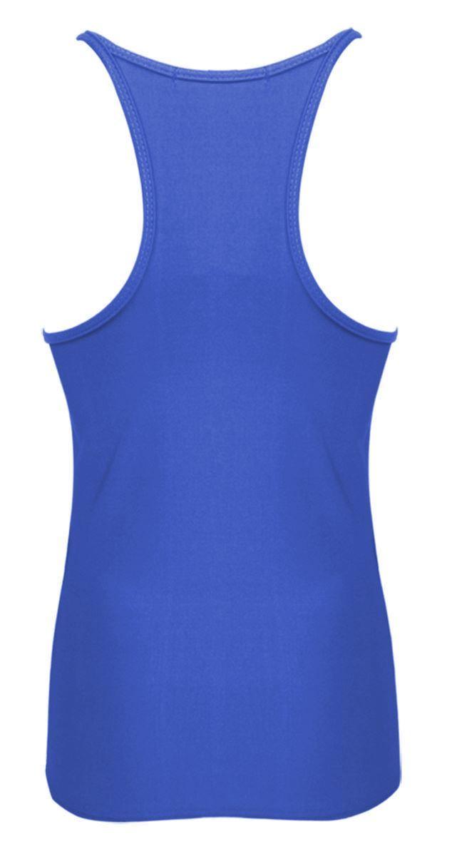 Ladies Womens Pink Purple Butterfly Print Lycra Vest Stretch For Dance Wear Lot