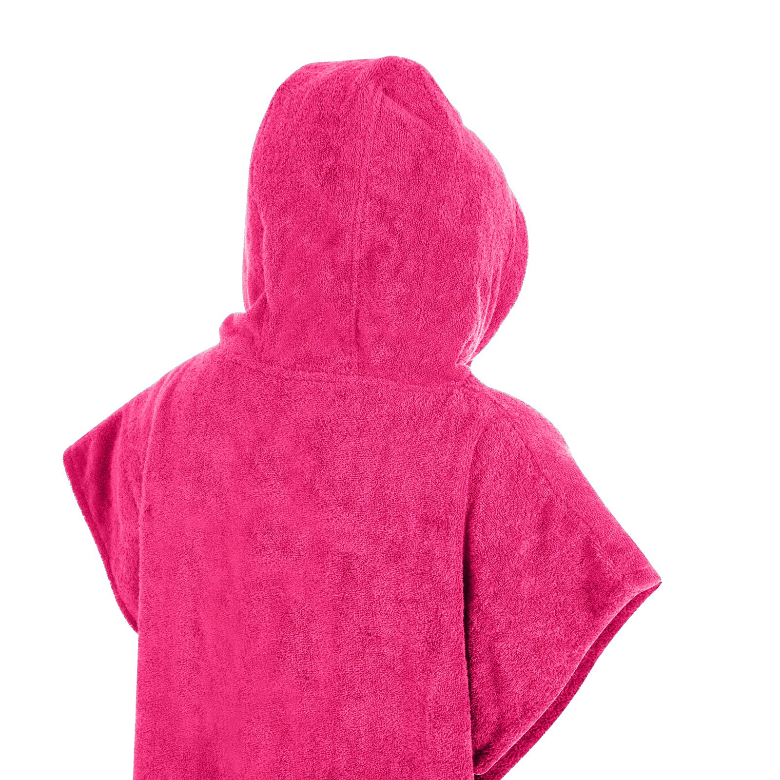 Childrens Changing Robe Hooded 100/% Cotton with Pocket Beach Kids Poncho