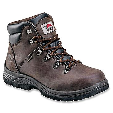 Avenger A7625 Mens Brown Leather Waterproof Boot