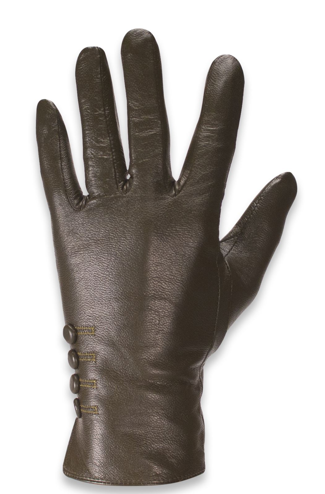 Ladies fashion leather gloves 42