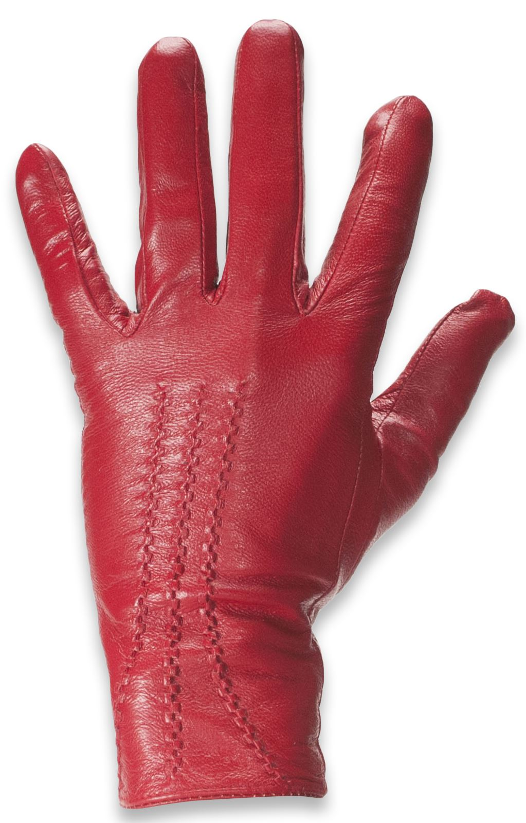 Ladies fashion leather gloves 30