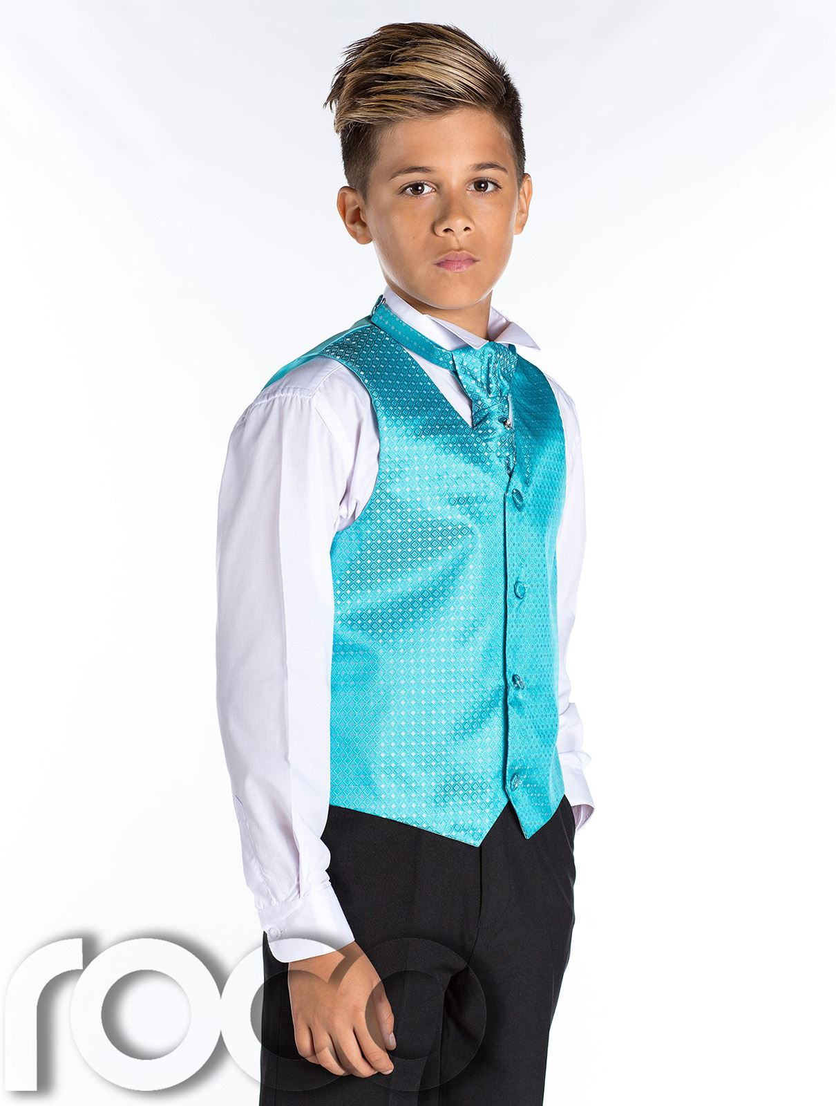 Page Boy Suits Boys Wedding Suits Boys Waistcoat Suit Black Trousers