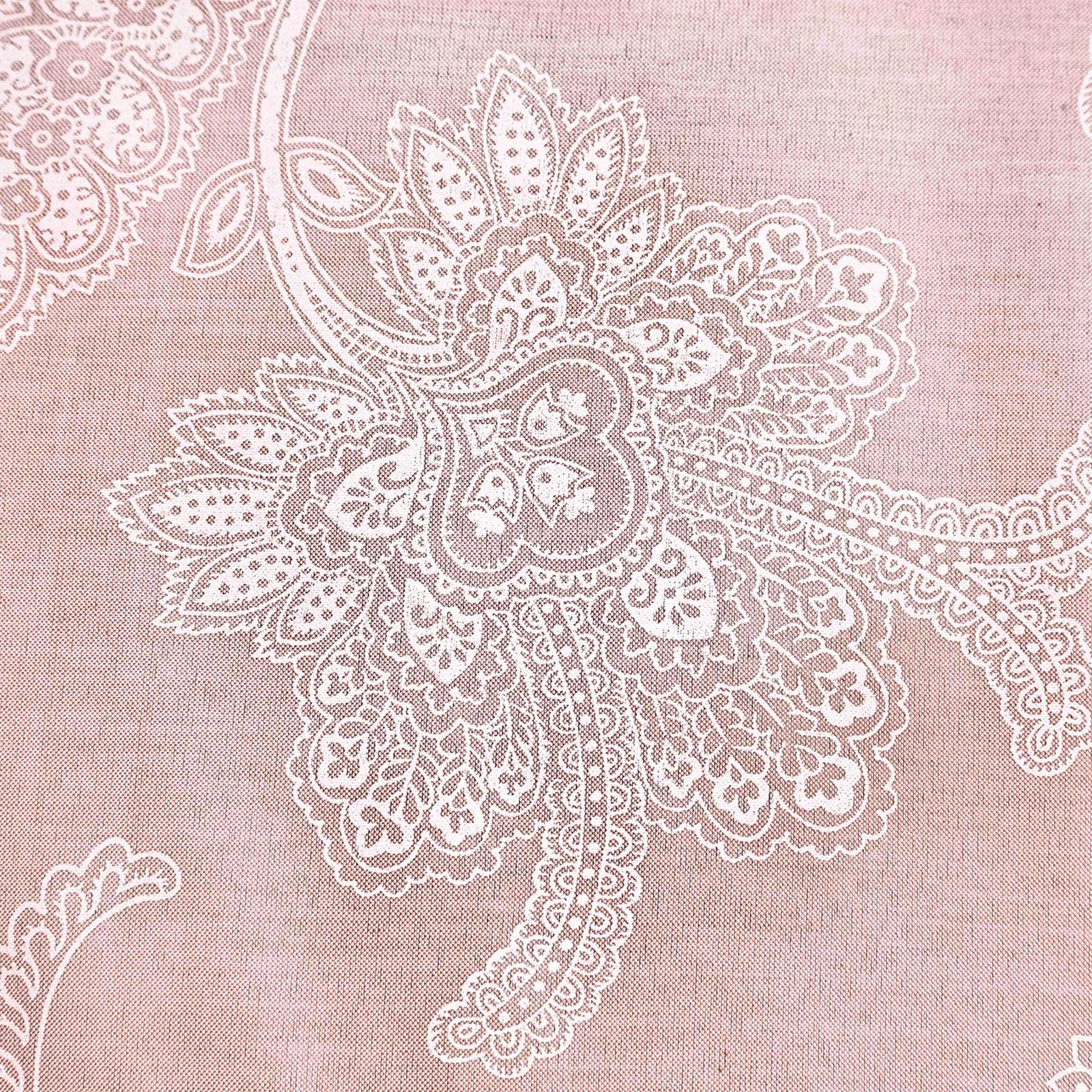 Calidad Superior fil-a-fil Chambray patrón de Encaje Floral Edredón Duvet cover set