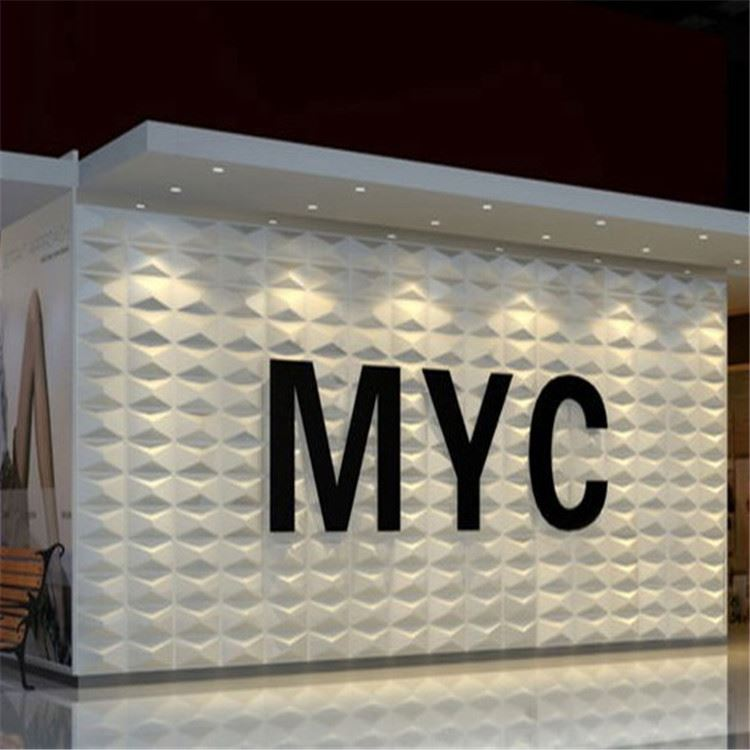 PVC 3D Wall panel Decorative Wall Ceiling Tiles Cladding Wallpaper Waterproof
