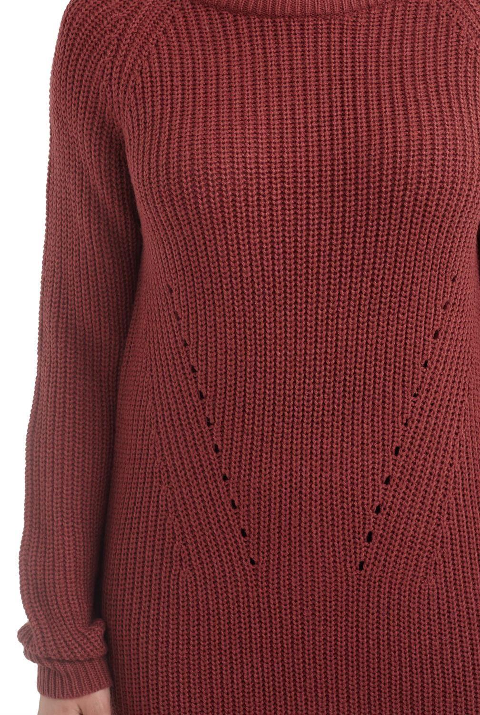 Ladies Plus Size Raglan Sleeve Cardigan Knit Twist Mini Dress Jumper 18-24