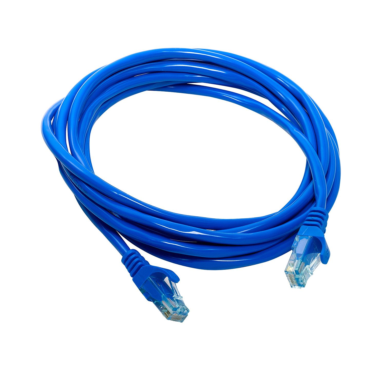 RJ45 Ethernet Network Cable Cat5e Lead 100/% PURE COPPER LAN UTP Patch Wholesale